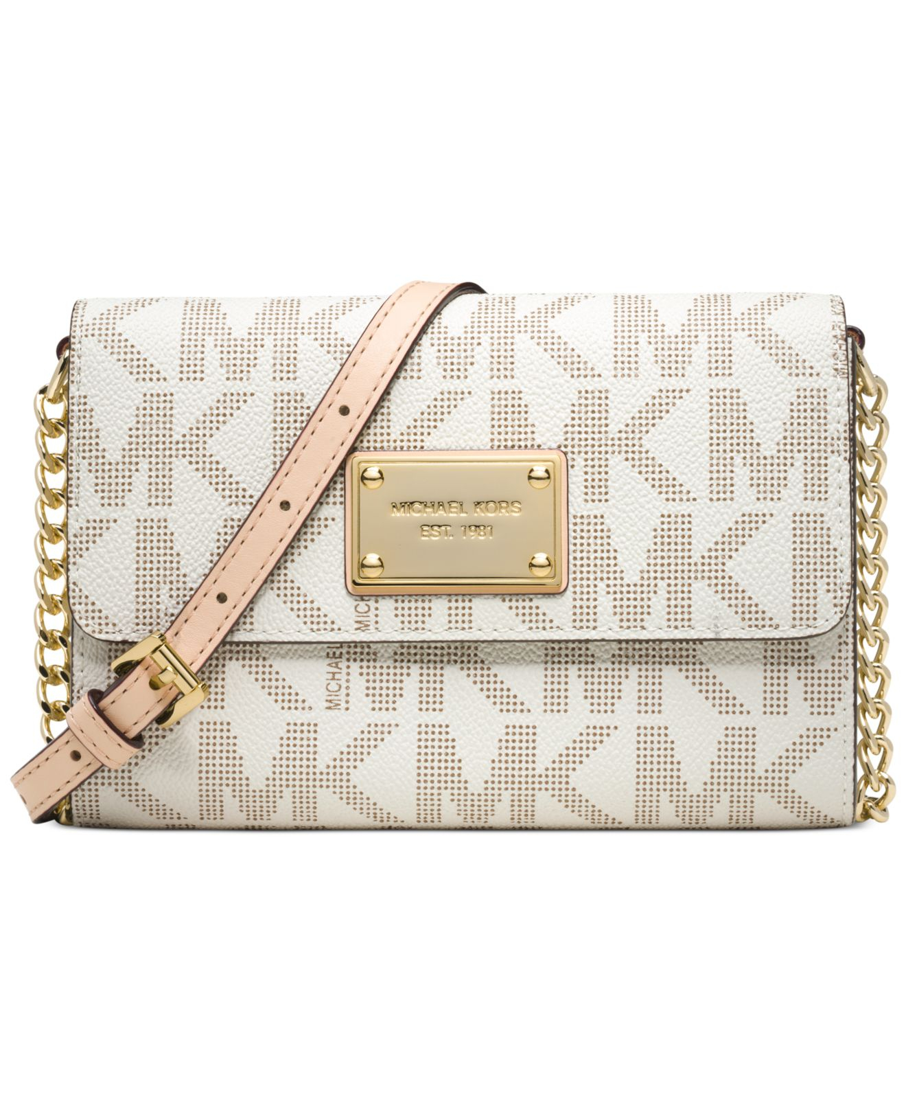 38f97c2cad1a Gallery. Previously sold at  Macy s · Women s Michael By Michael Kors Jet  Set