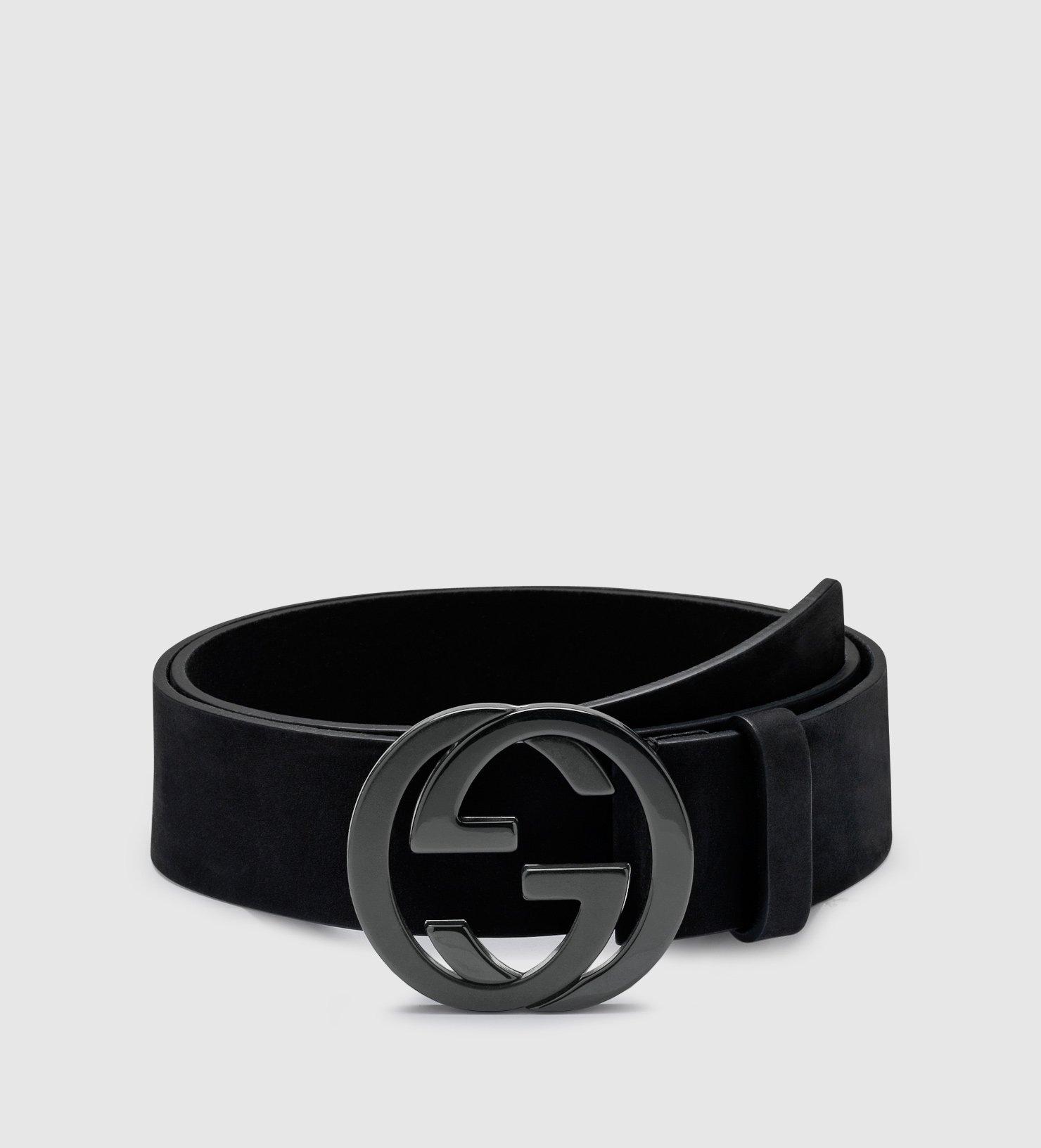 Gucci Riem Black On Black