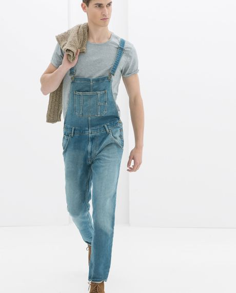 MEN; Search for items, brands and inspiration. Sign In. Join. ASOS DESIGN Maternity denim dungaree in midwash blue. £ New Look Slim Fit Dungarees. £ ASOS DESIGN Tall denim dungaree in stonewash blue. £ Monki grey check wide leg dungarees. £
