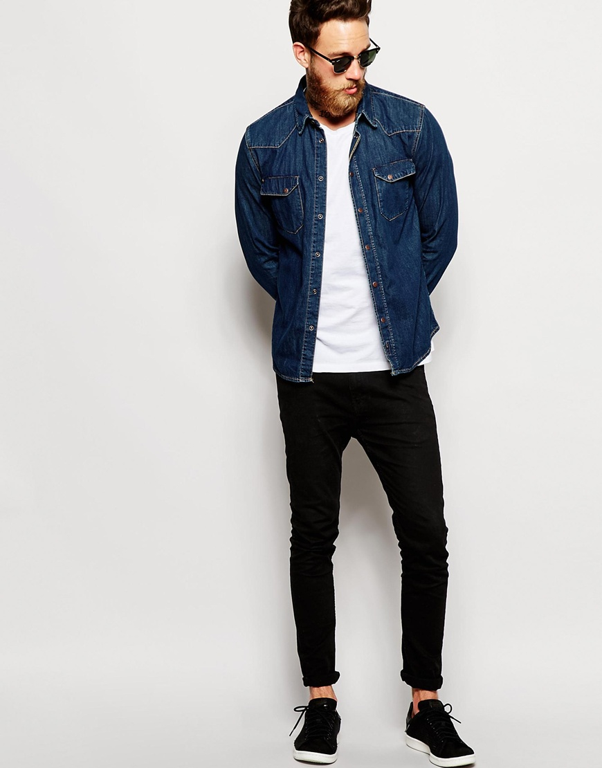 Shop for denim shirt at hereaupy06.gq Free Shipping. Free Returns. All the time.