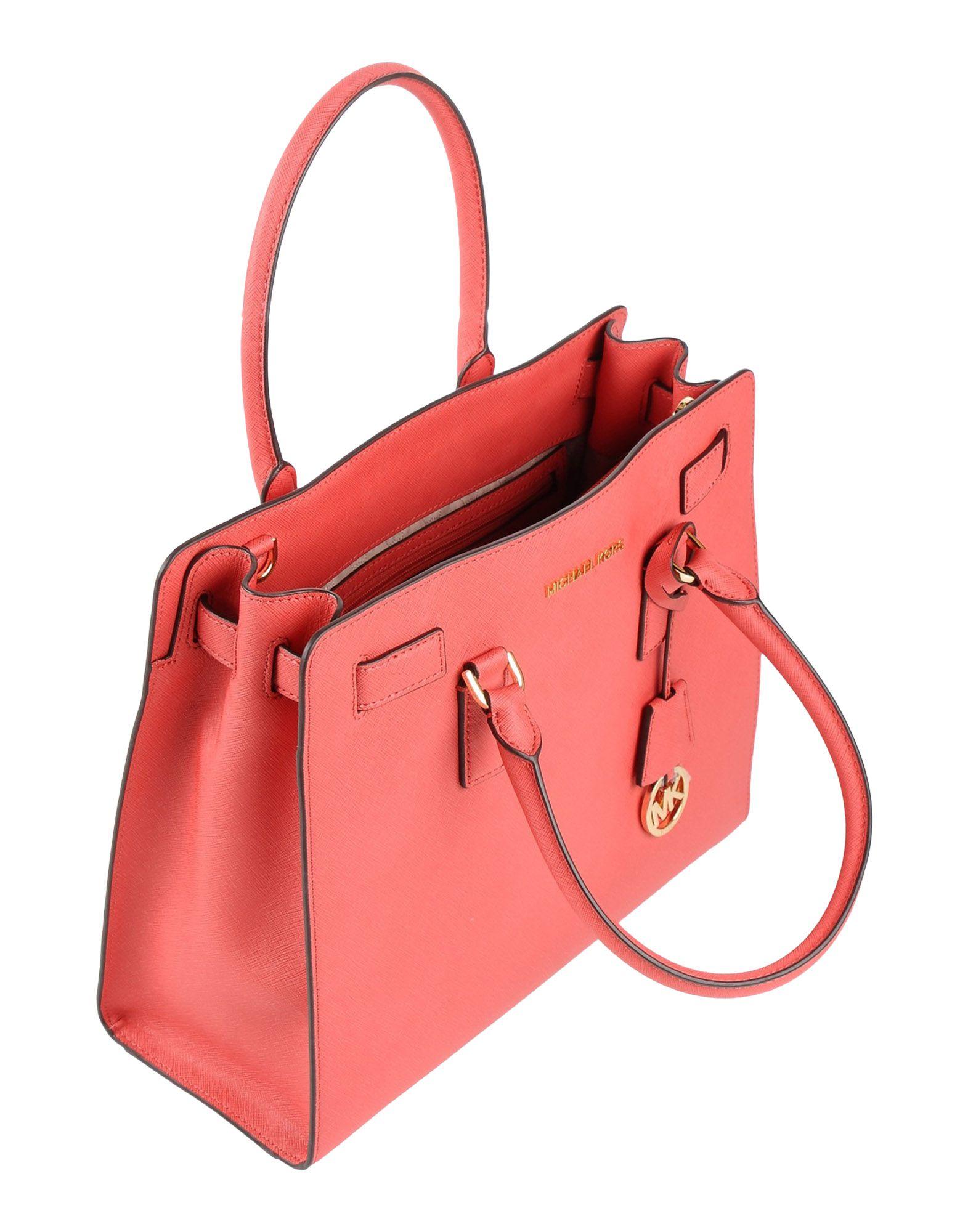 f96427a652 Lyst - MICHAEL Michael Kors Handbag in Pink