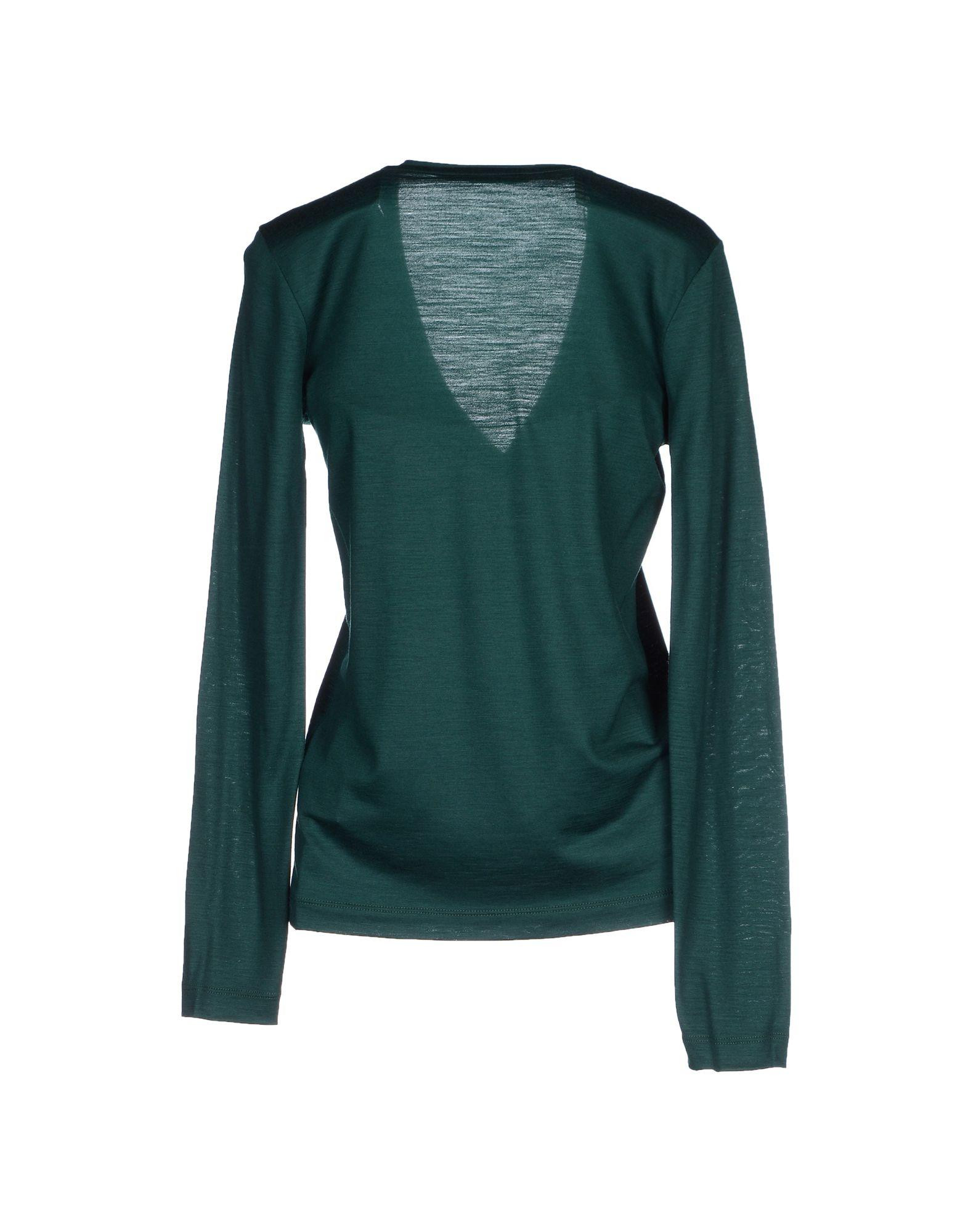 Dsquared t shirt in green for men dark green lyst for Green mens t shirt