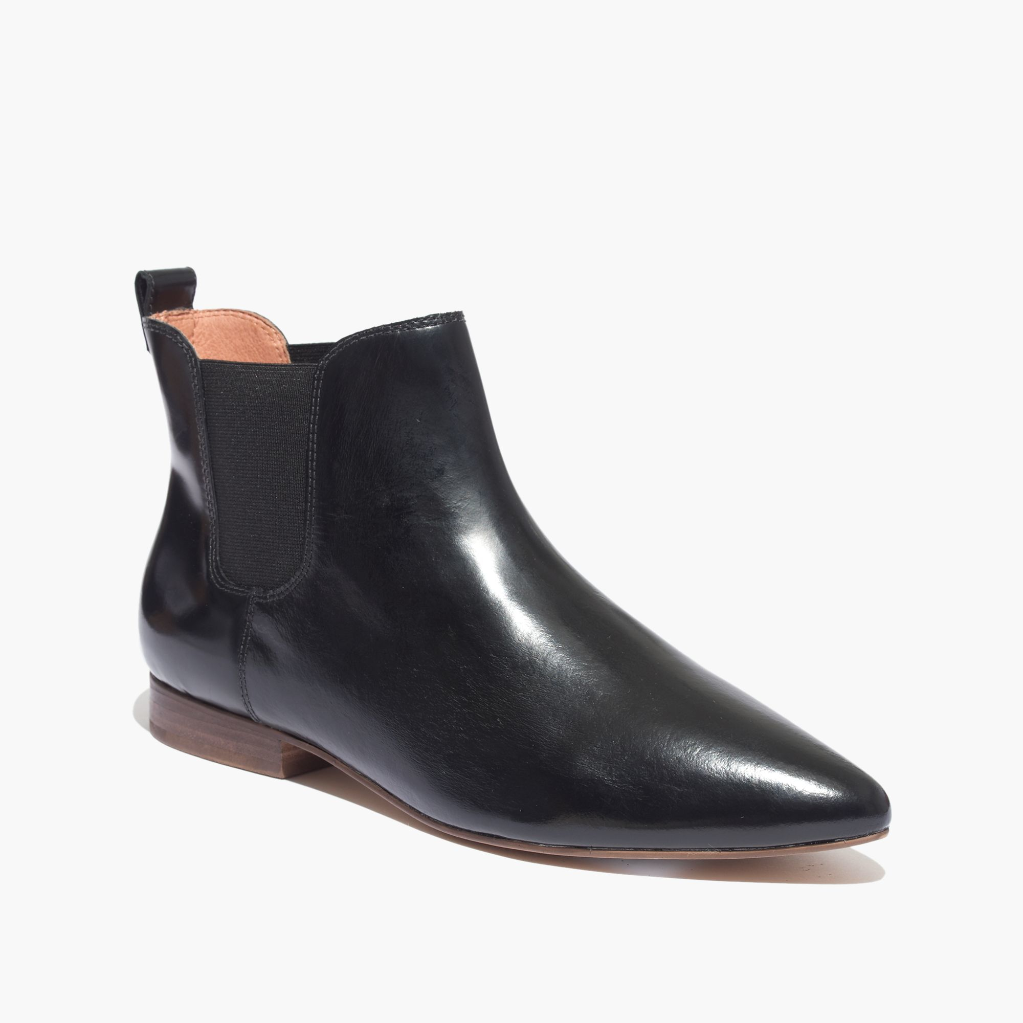 madewell the nico boot in black lyst