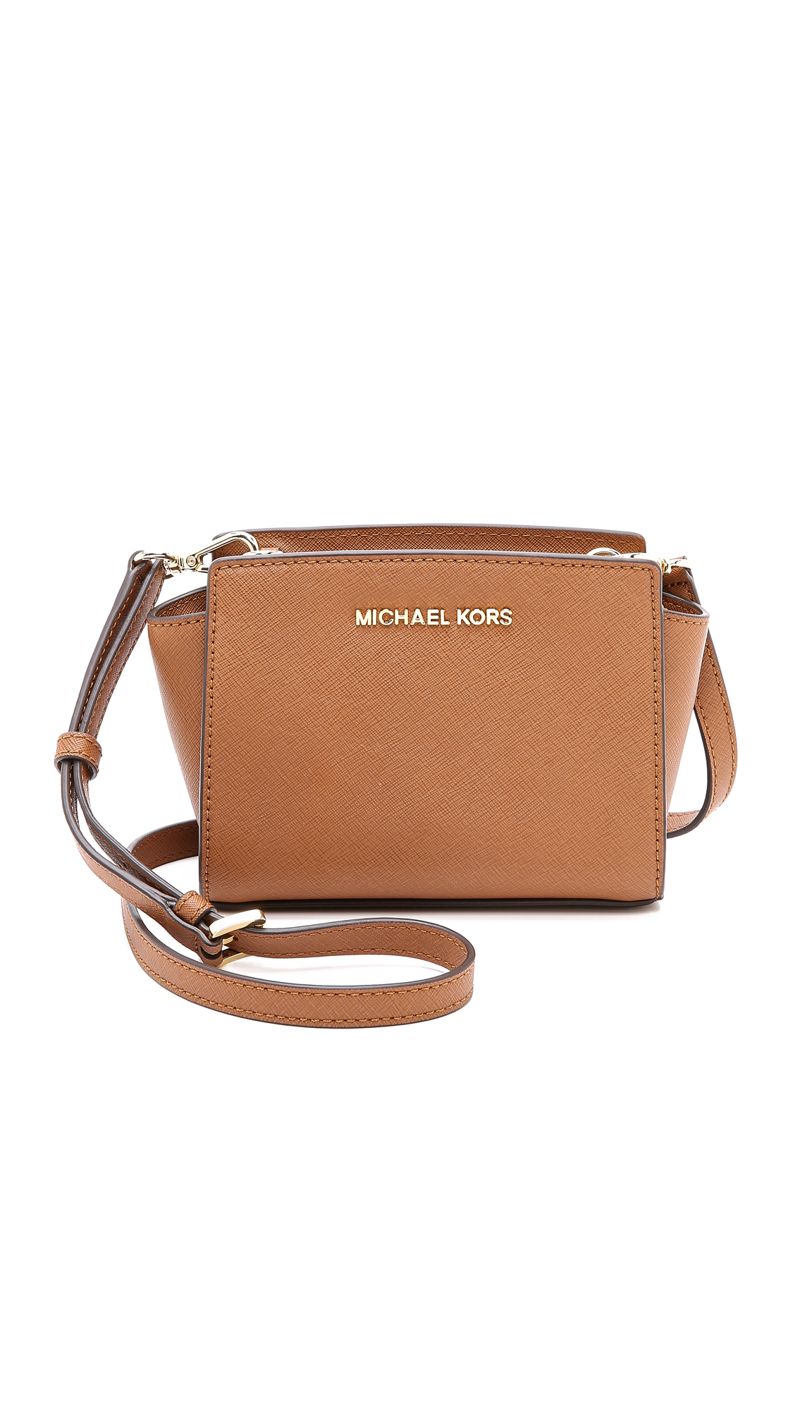 72cbc792e68dd ... kors selma handbag 61cbd 63eca  top quality gallery. previously sold at  shopbop womens leather messenger bags womens michael by michael