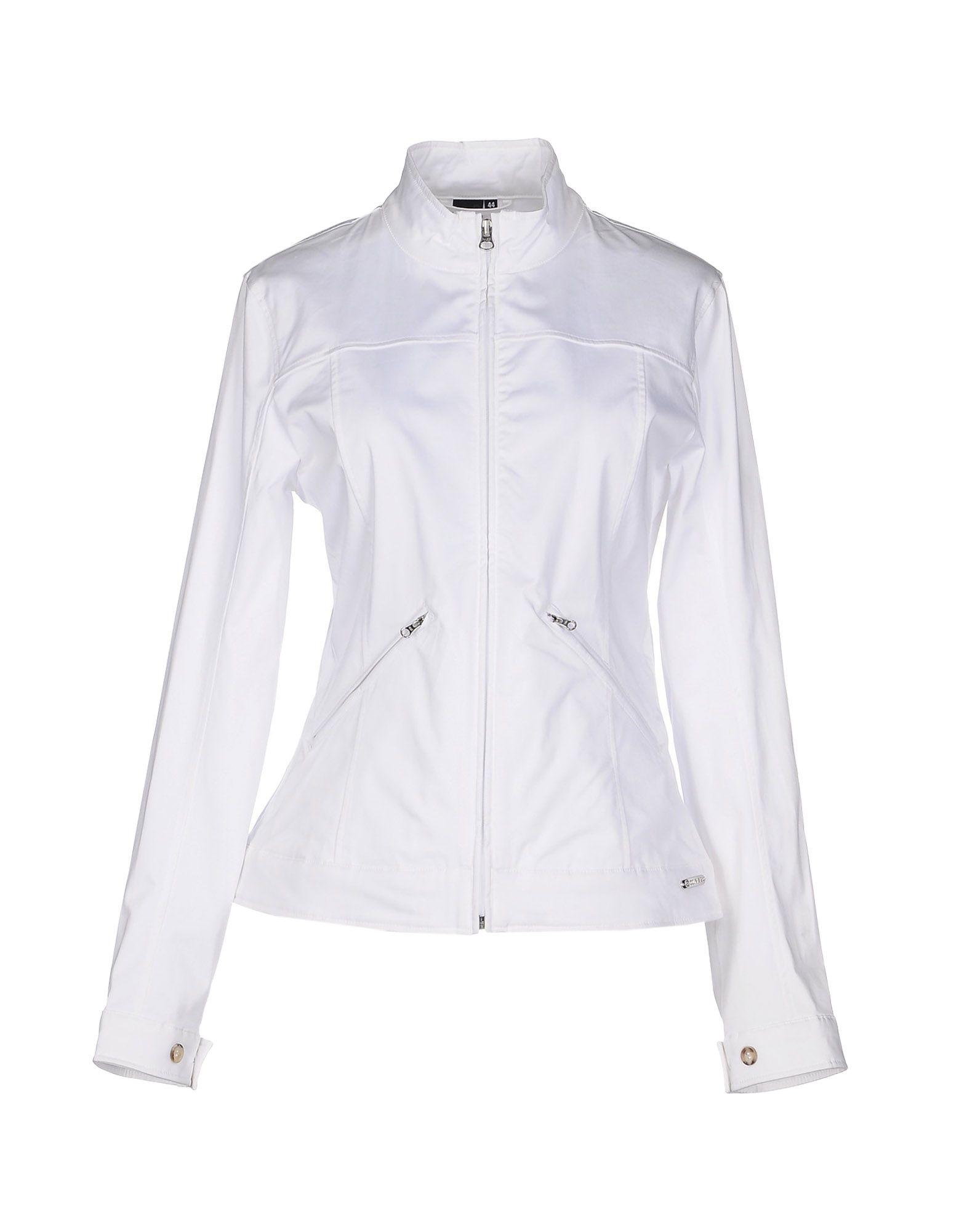 colmar jacket in white save 74 lyst. Black Bedroom Furniture Sets. Home Design Ideas