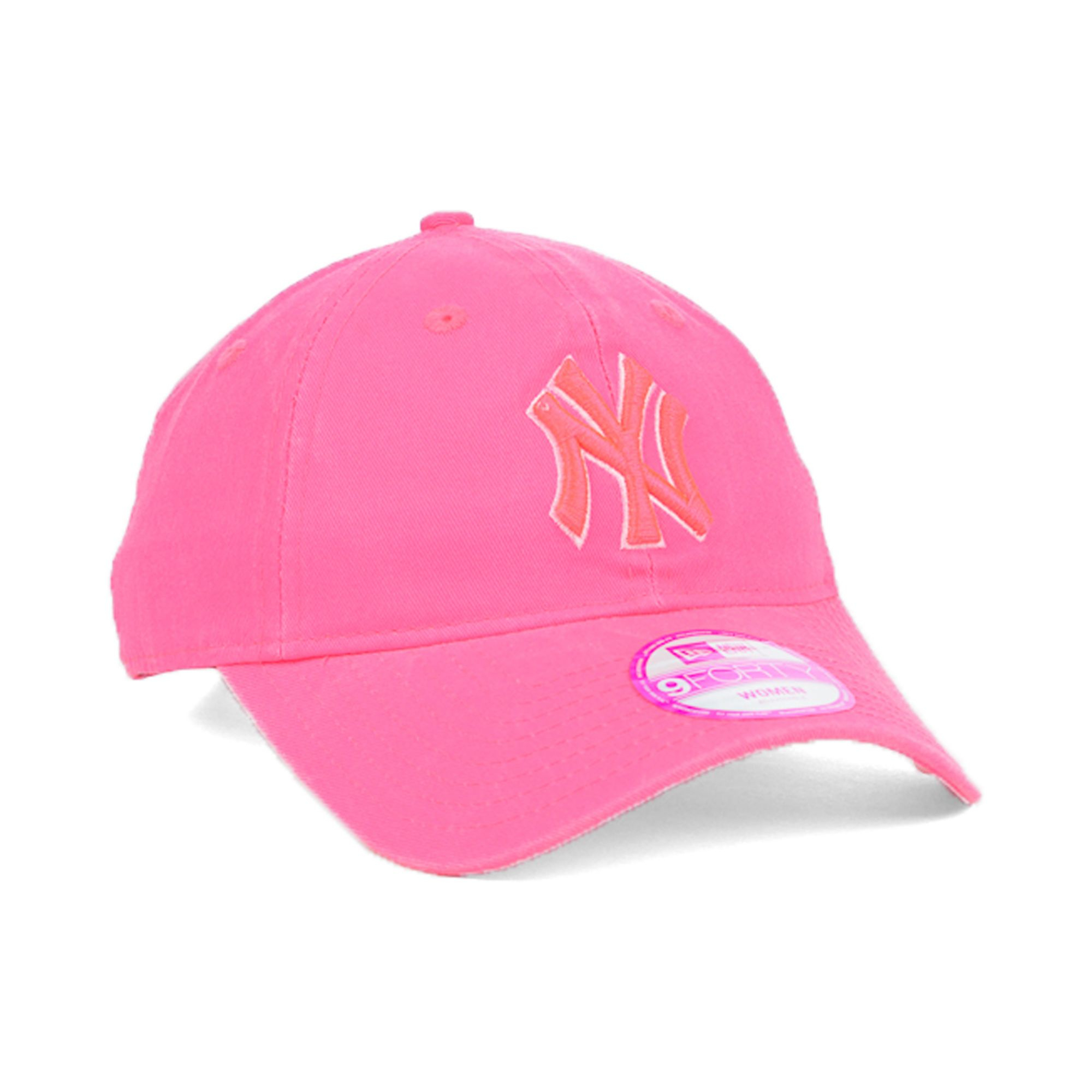 532b2a4a1b99 Lyst - Ktz New York Yankees Fashion Essential 9forty Cap in Pink