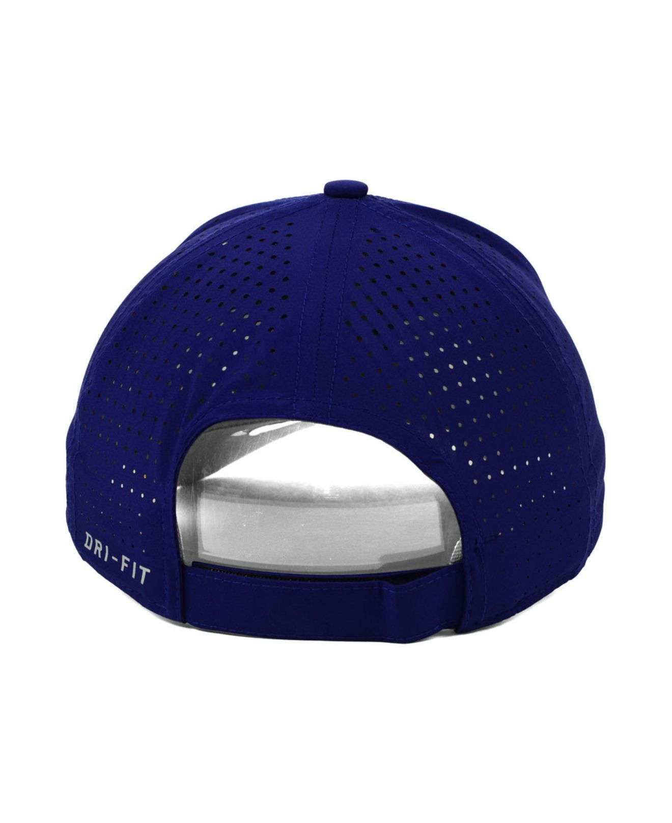 official photos d0a90 9835f Lyst - Nike Milwaukee Brewers Featherlite Cap in Blue for Men