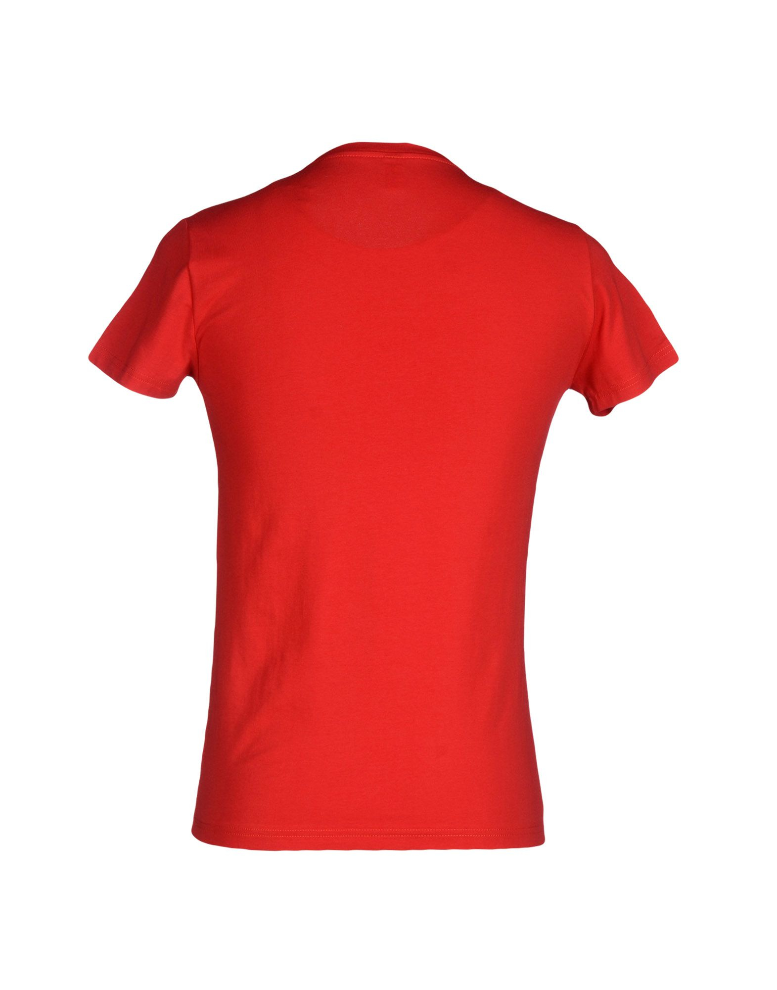 moschino t shirt in red for men lyst. Black Bedroom Furniture Sets. Home Design Ideas