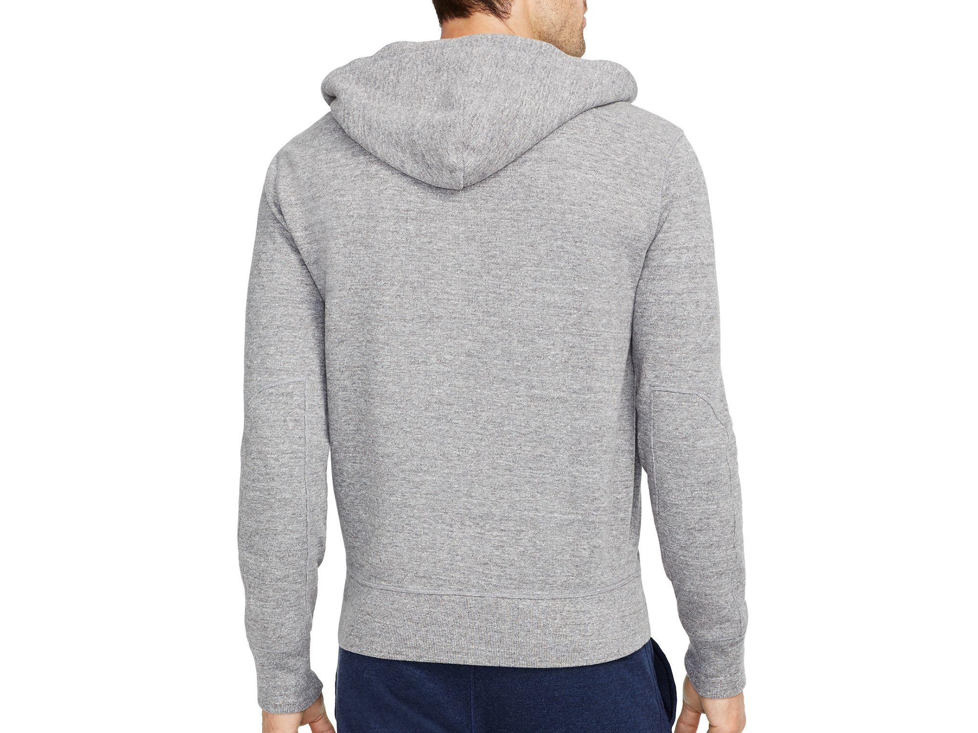 Buy Ralph Lauren Men\u0026#39;s Gray Polo French Rib Full-zip Hoodie, starting at $58. Similar products also available. SALE now on!