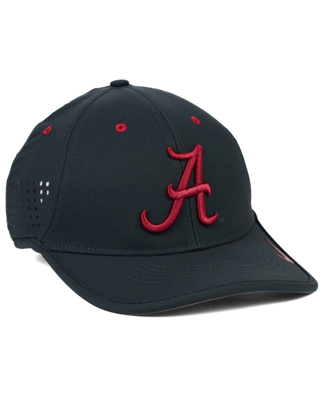 competitive price 4c37d 22d73 ... wholesale lyst nike alabama crimson tide dri fit coaches cap in gray  for men 27be6 4e1c5