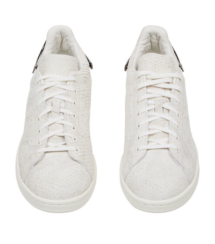 lyst adidas stan smith metal heel sneaker in white for men. Black Bedroom Furniture Sets. Home Design Ideas