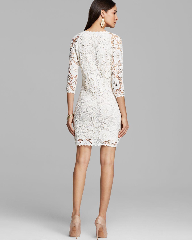 Velvet By Graham Amp Spencer Leslea Crochet Lace Dress In