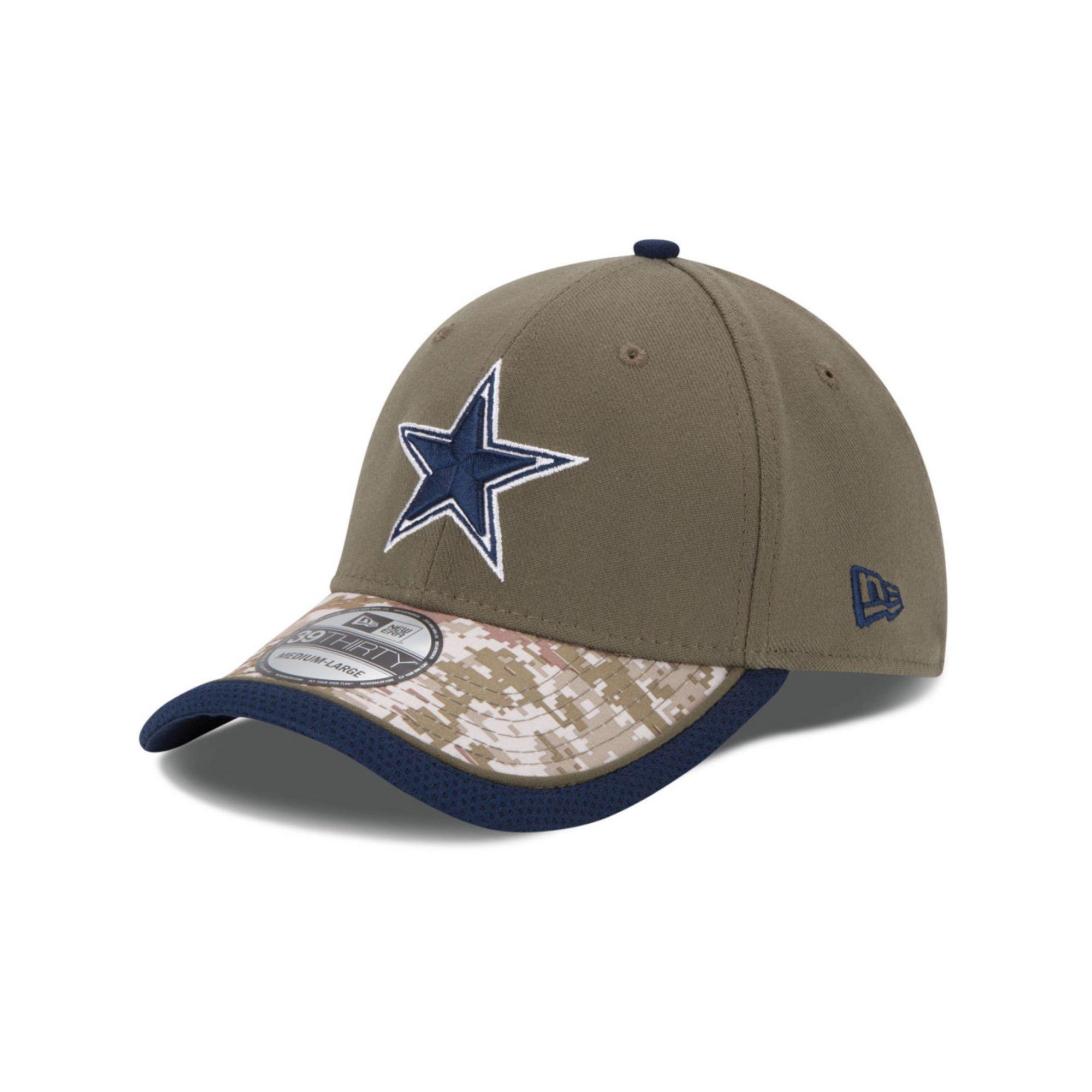 1de2d957 real dallas cowboys camouflage cap ddde1 4ff83
