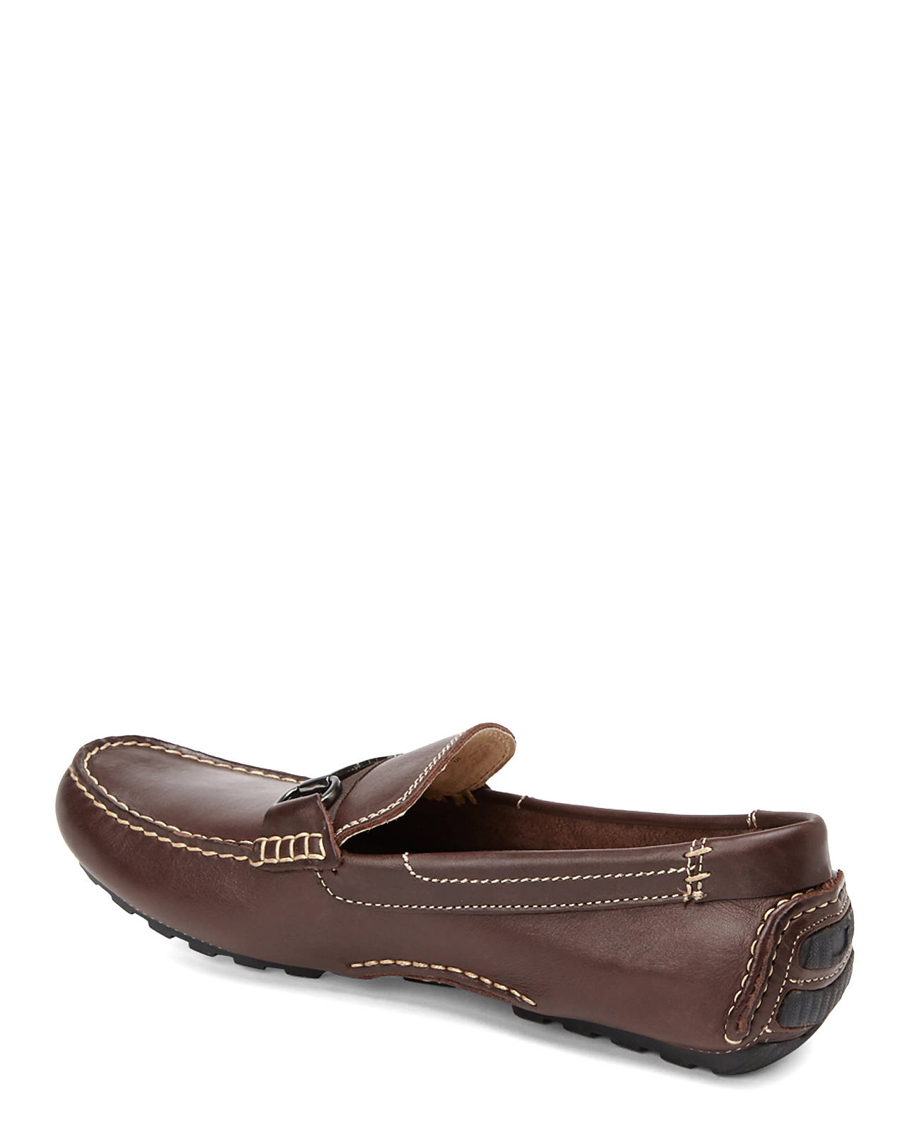 1af99e11a3a Lyst - Florsheim Brown Roadster Bit Loafers in Brown for Men