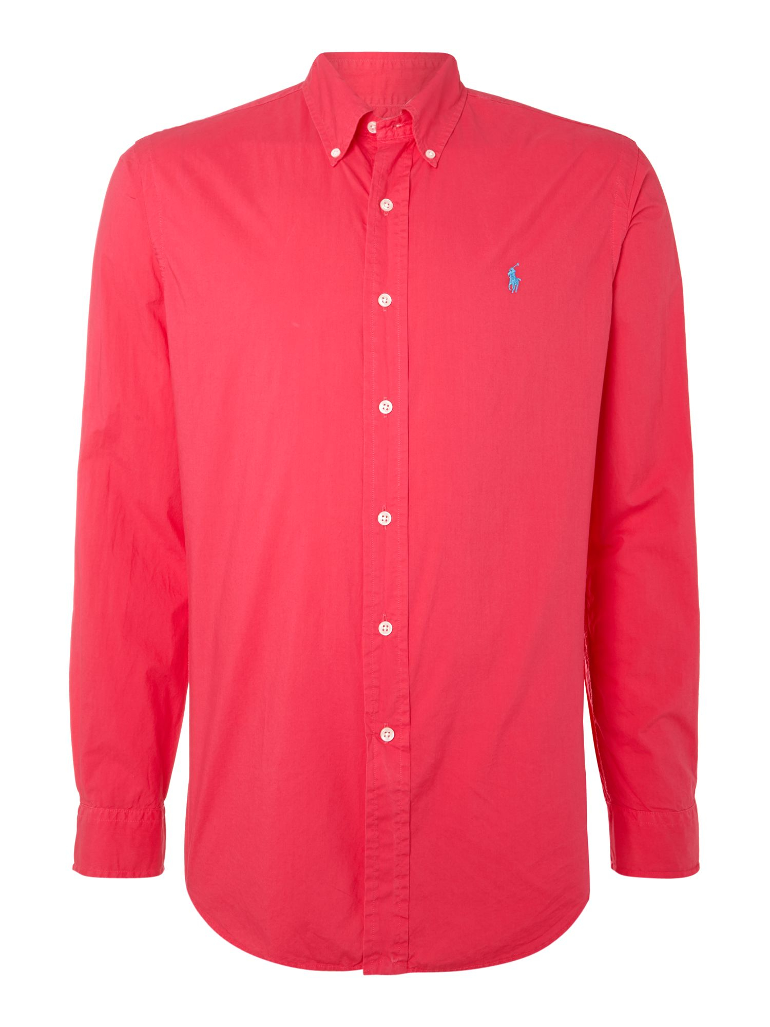 Lyst Polo Ralph Lauren Classic Long Sleeve Custom Fit