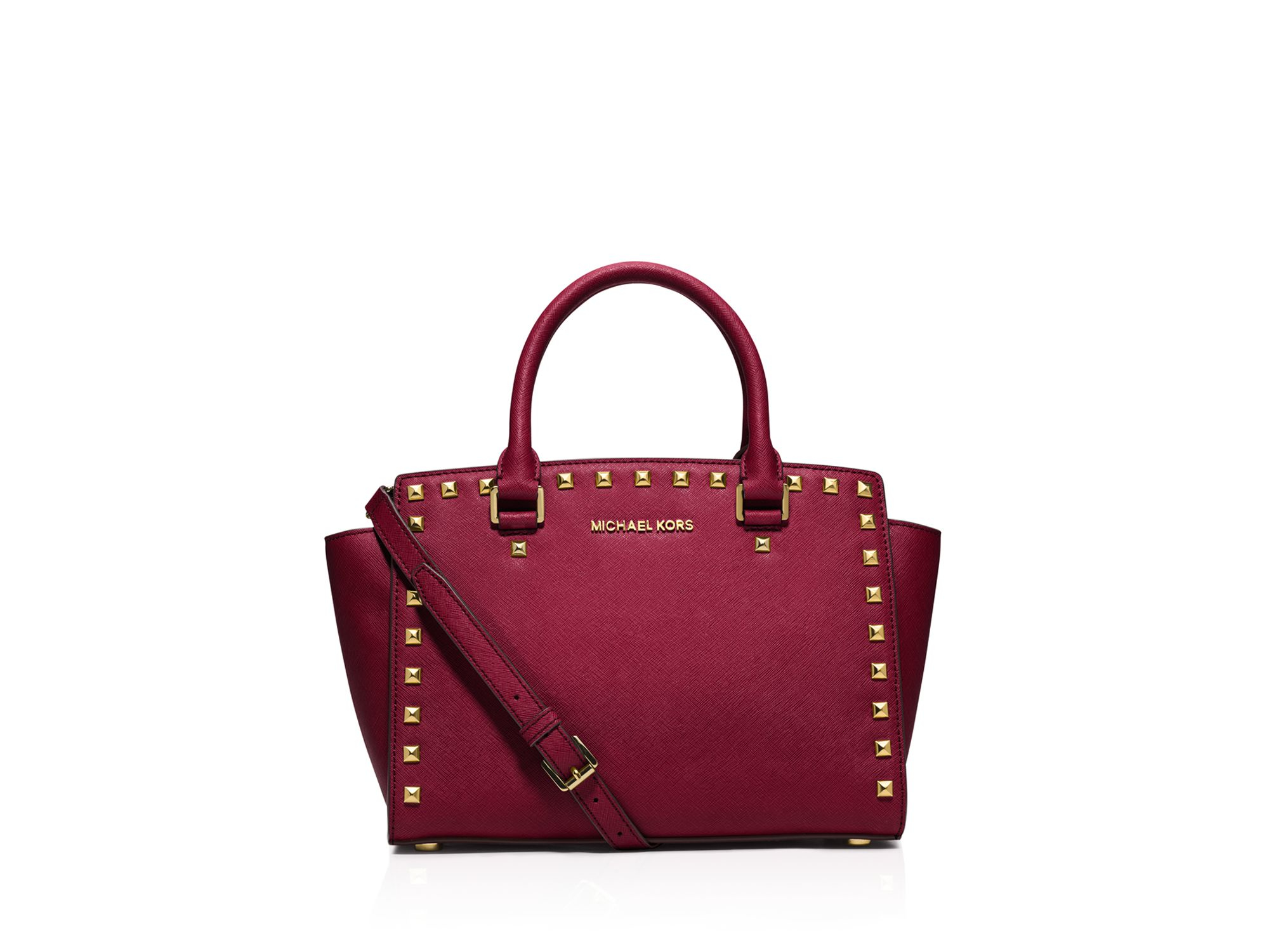 aebdd769683c Gallery. Previously sold at  Bloomingdale s · Women s Michael By Michael  Kors Selma ...