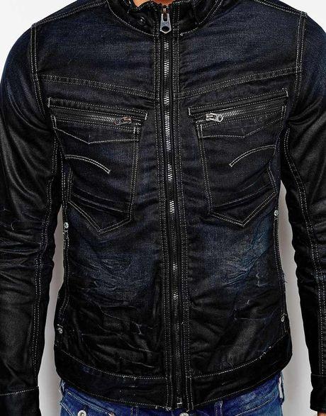 g star raw g star denim jacket new riley 3d slim fit in. Black Bedroom Furniture Sets. Home Design Ideas