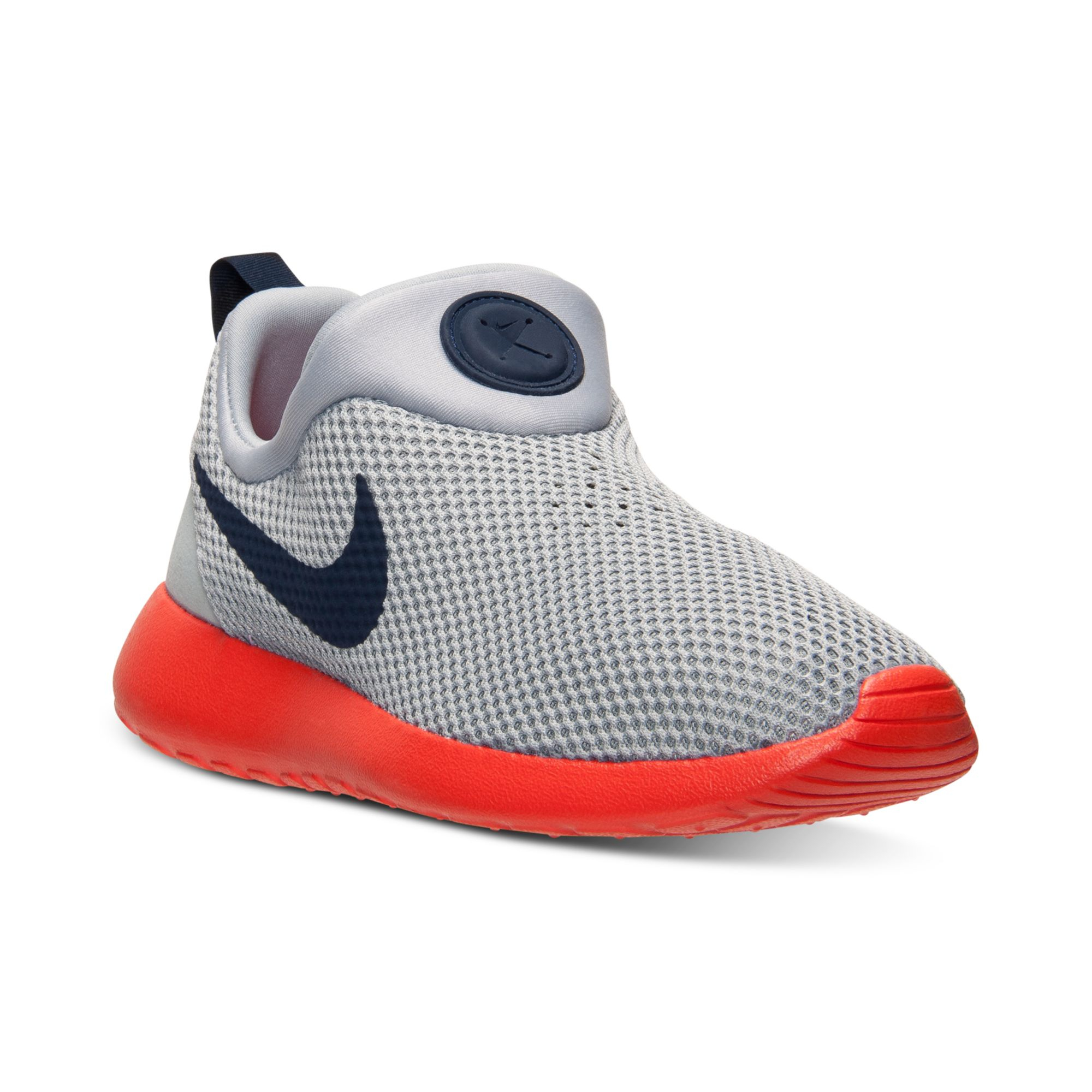 cb71c48280f7 Lyst - Nike Mens Roshe Run Slip On Casual Sneakers From Finish Line ...
