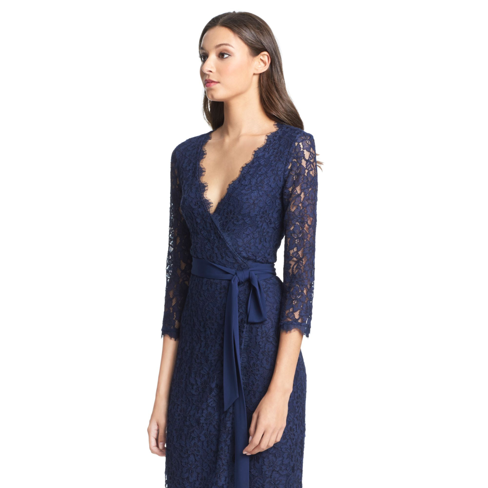 Midnght Blue Dresses for Evening Shawls