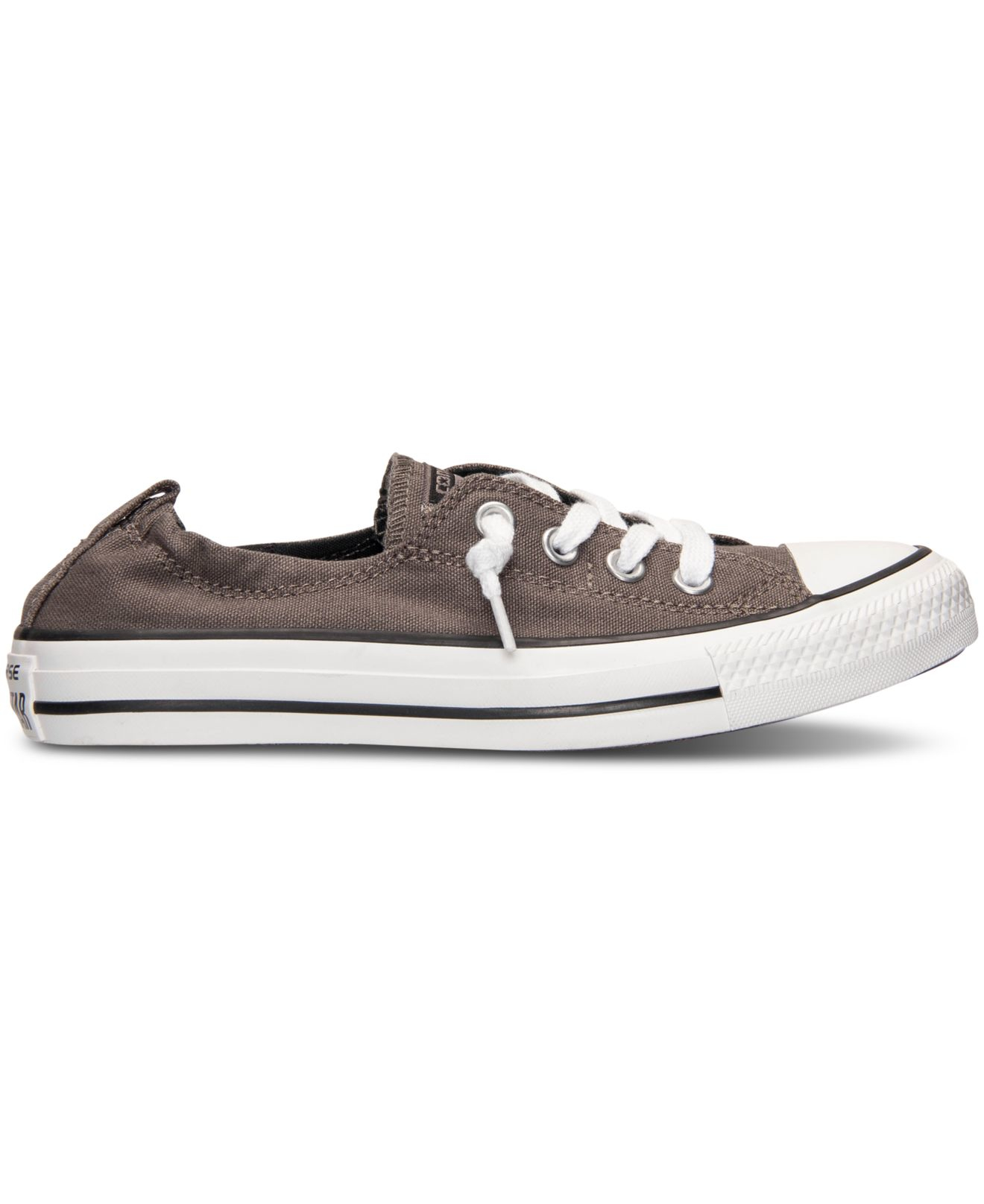4400fe0dd053 Lyst - Converse Women s Chuck Taylor Shoreline Casual Sneakers From ...