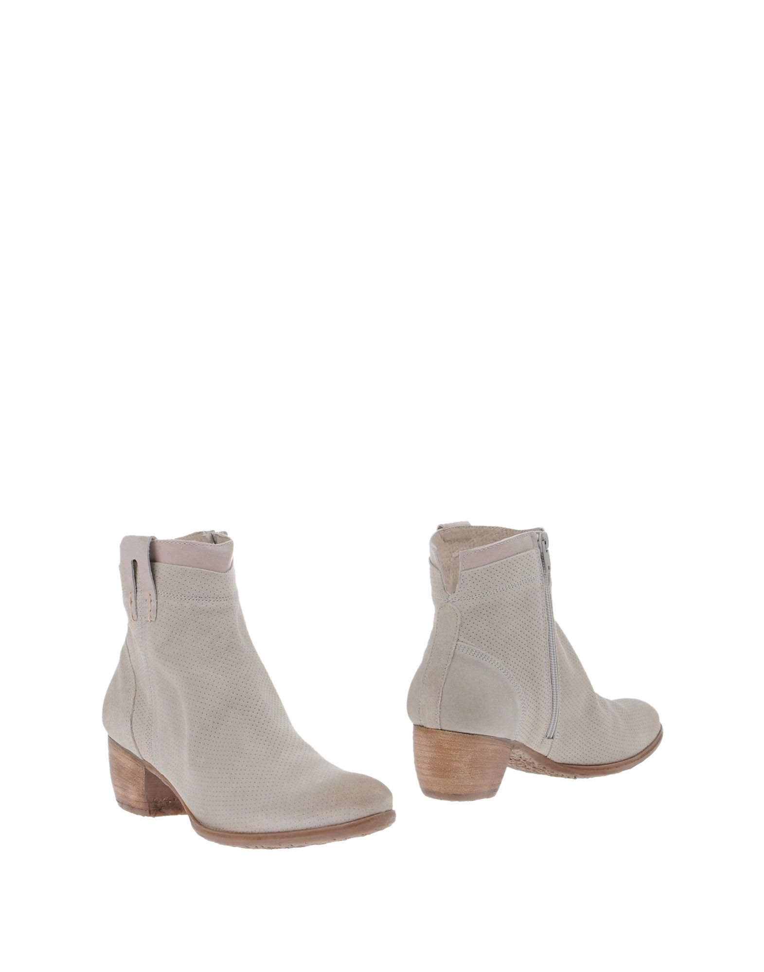 khrio ankle boots in gray lyst