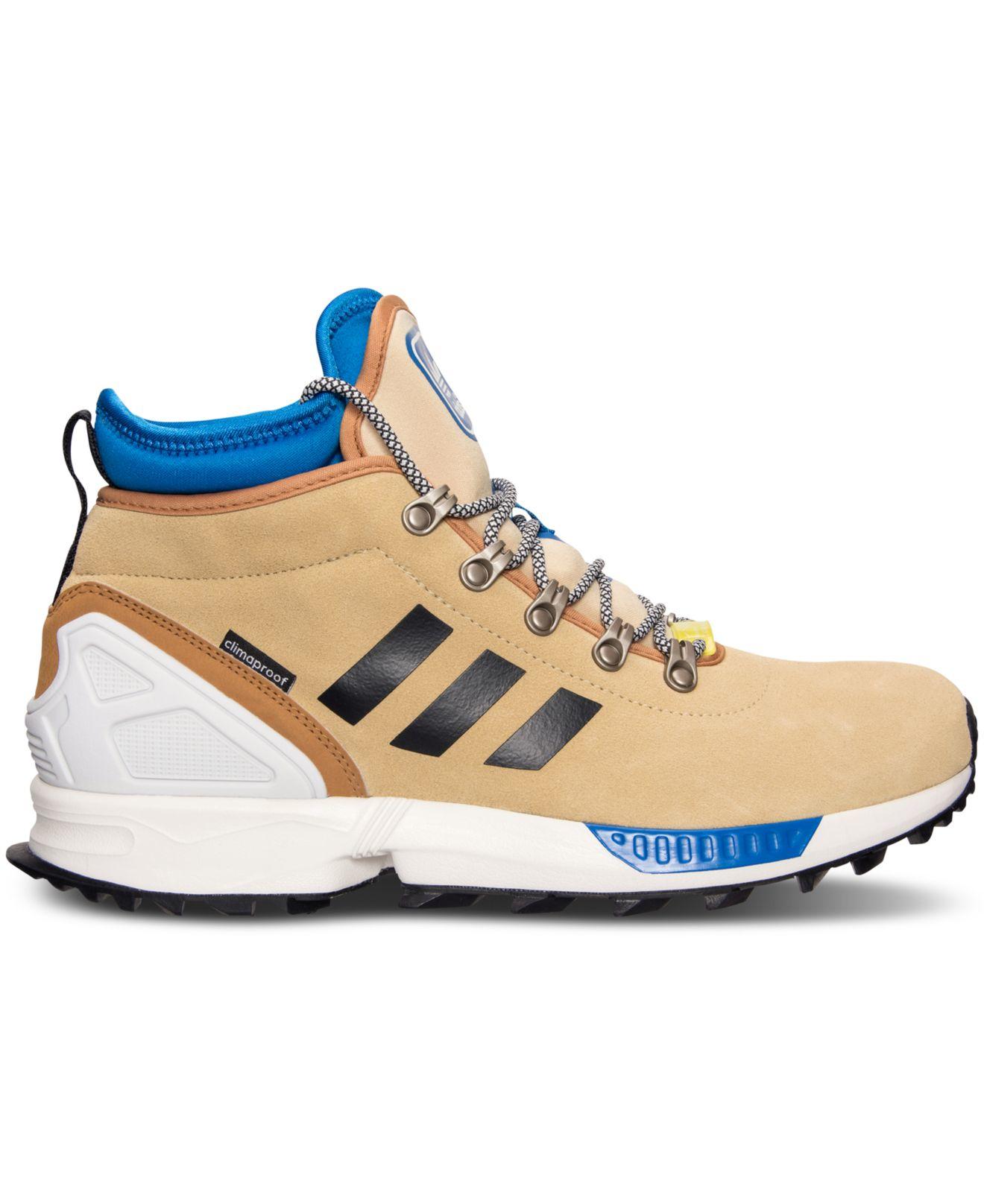 9fa4d96c5 Lyst - adidas Men s Originals Zx Flux Winter Sneakerboots From ...