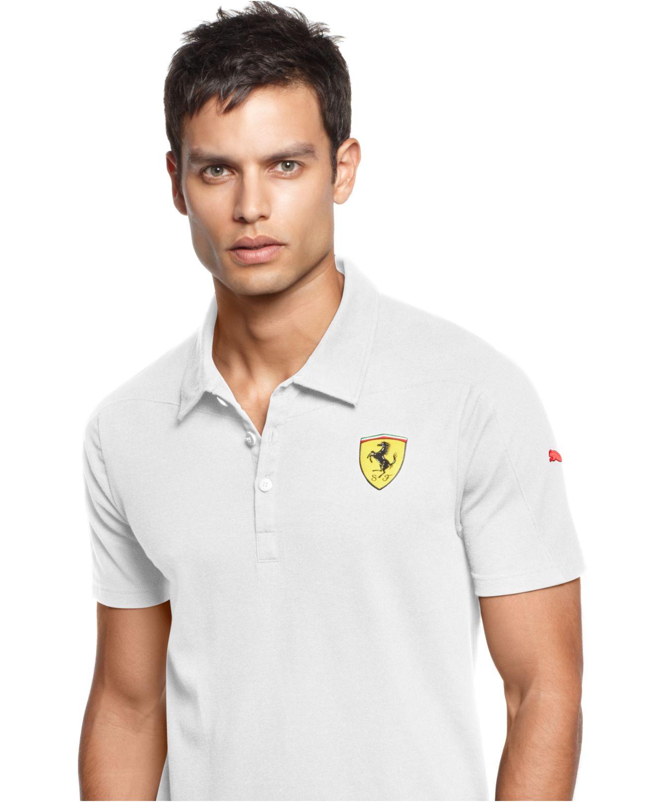 puma usa essential men t p ferrari s design tshirts scuderia clothing mens no innovative black sleeveless shirts