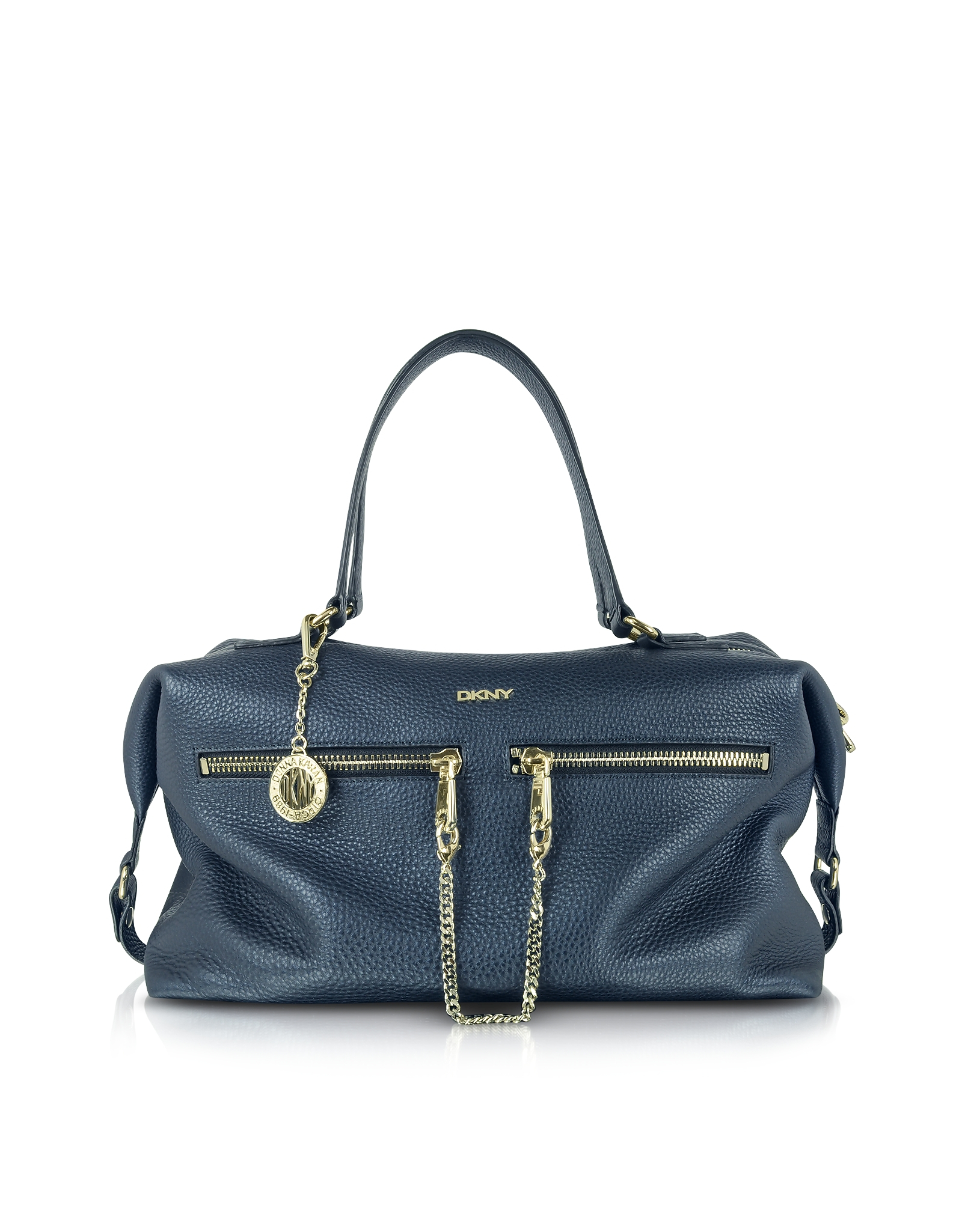 Get free shipping on Givenchy Horizon Medium Leather Satchel Bag, Navy at Neiman Marcus. Shop the latest luxury fashions from top designers.