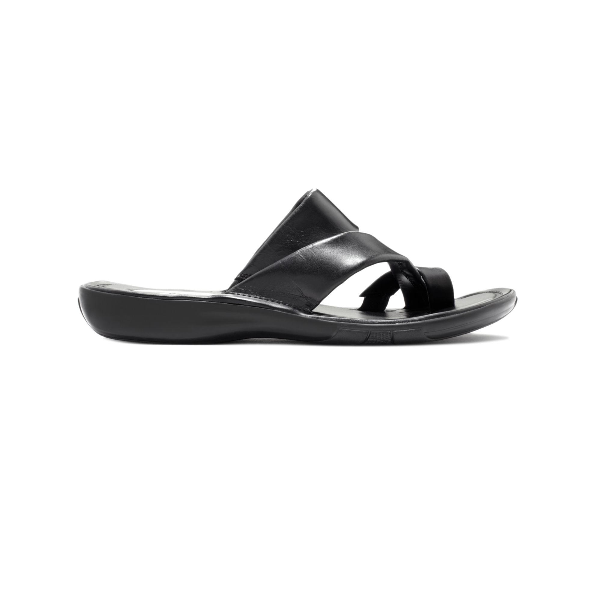 2a70f9cfffbd Lyst - Kenneth Cole Morning Stretch with Silver Technology Sandals ...