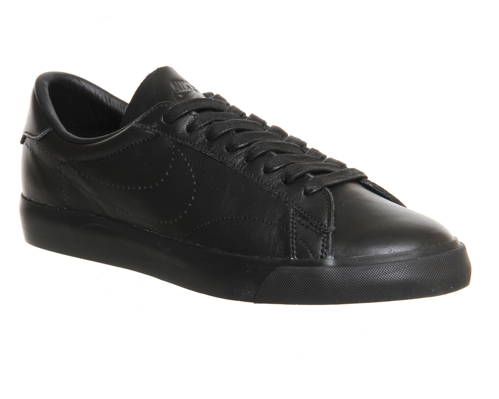 How To Clean Black Leather Tennis Shoes