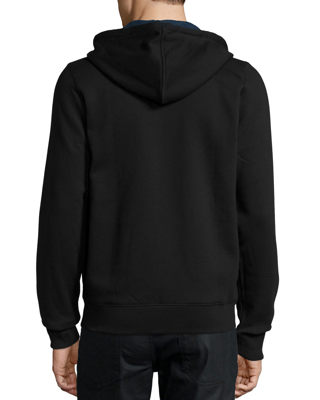 Lacoste zip hoodie