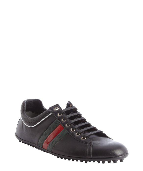 Web stripe sneakers - Black Gucci 4NvVY