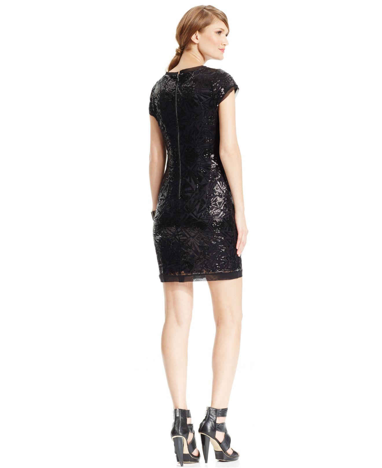 Vince Camuto Sequin Dresses | Dress images