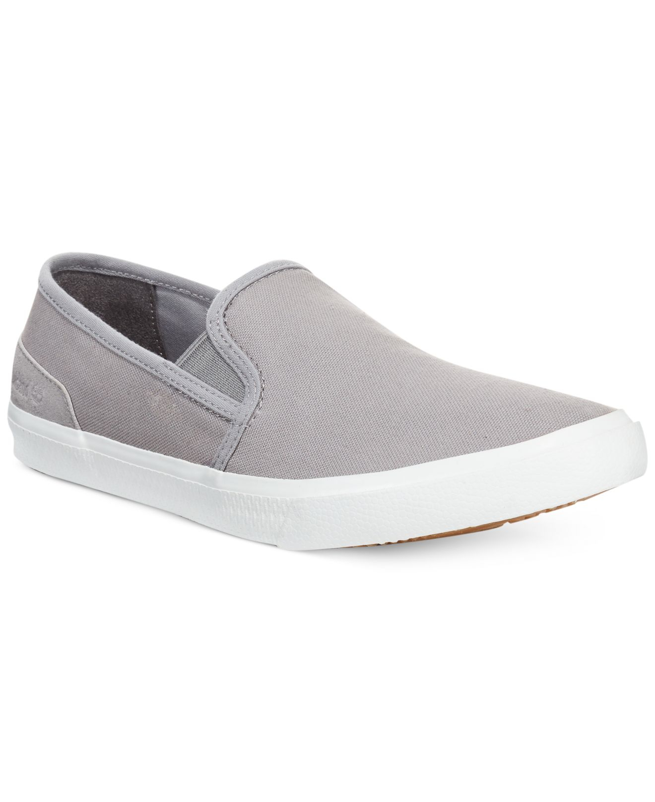f8c20edff03 Lyst - Timberland Earthkeepers Hookset Camp Slip-on Sneakers in Gray ...