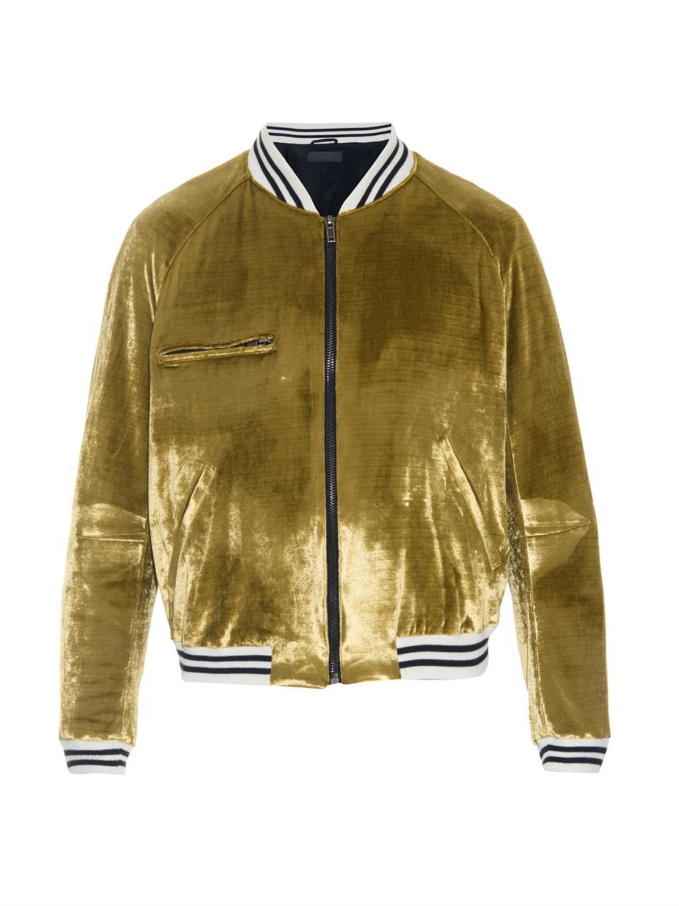 Denim Hooded Sweater Jacket