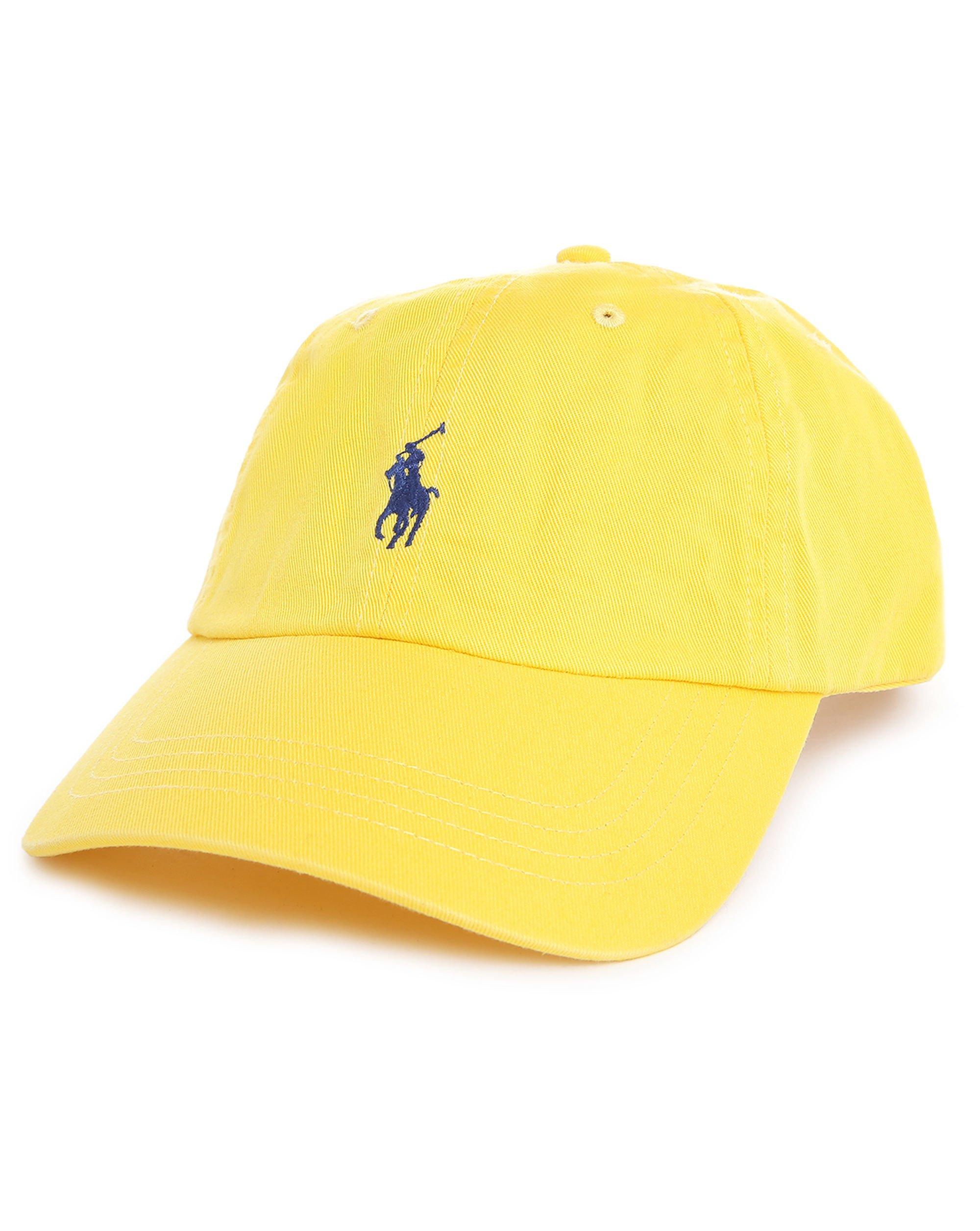 Image gallery yellow cap for Polo fishing hat