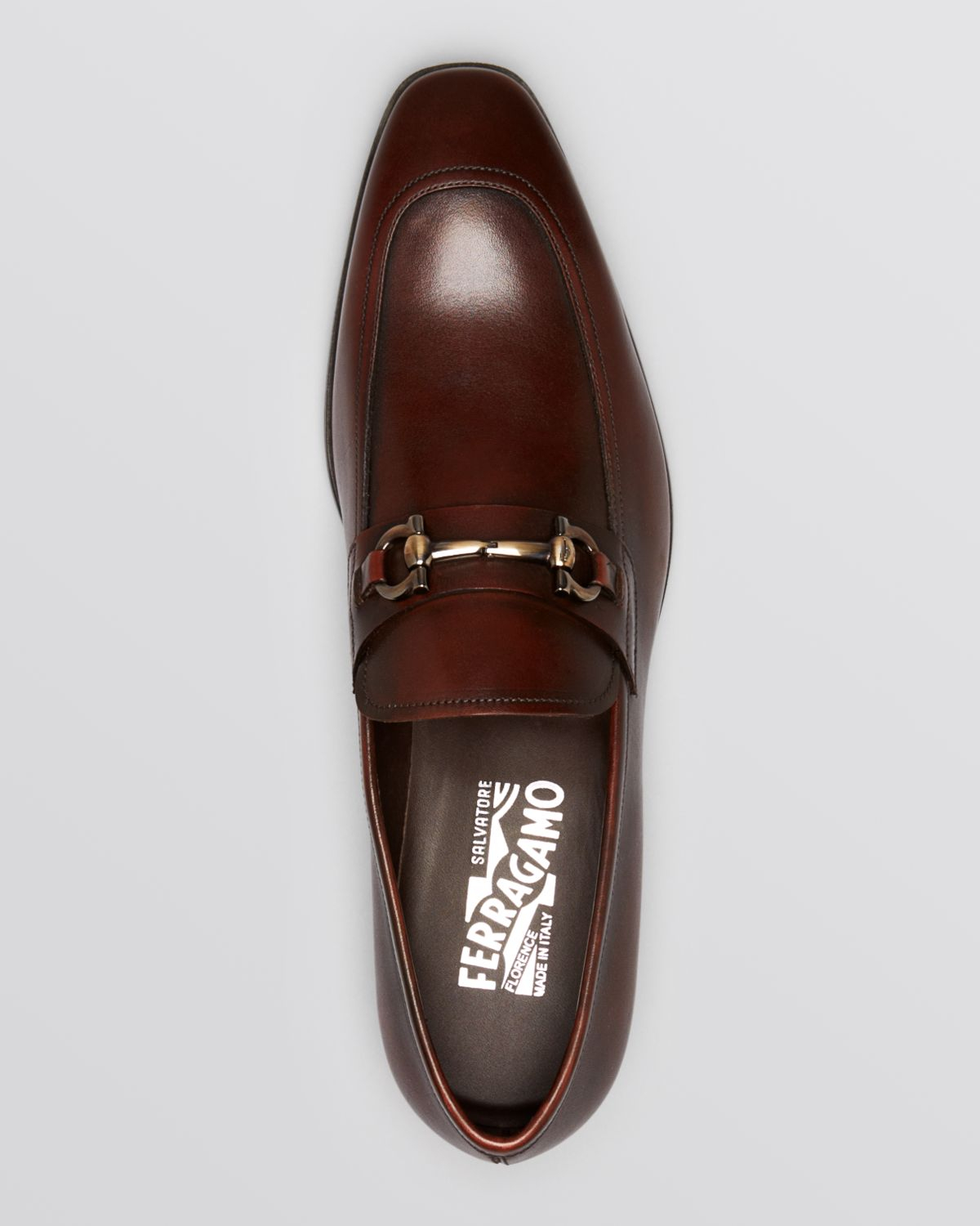 Salvatore Ferragamo Brown Shoes