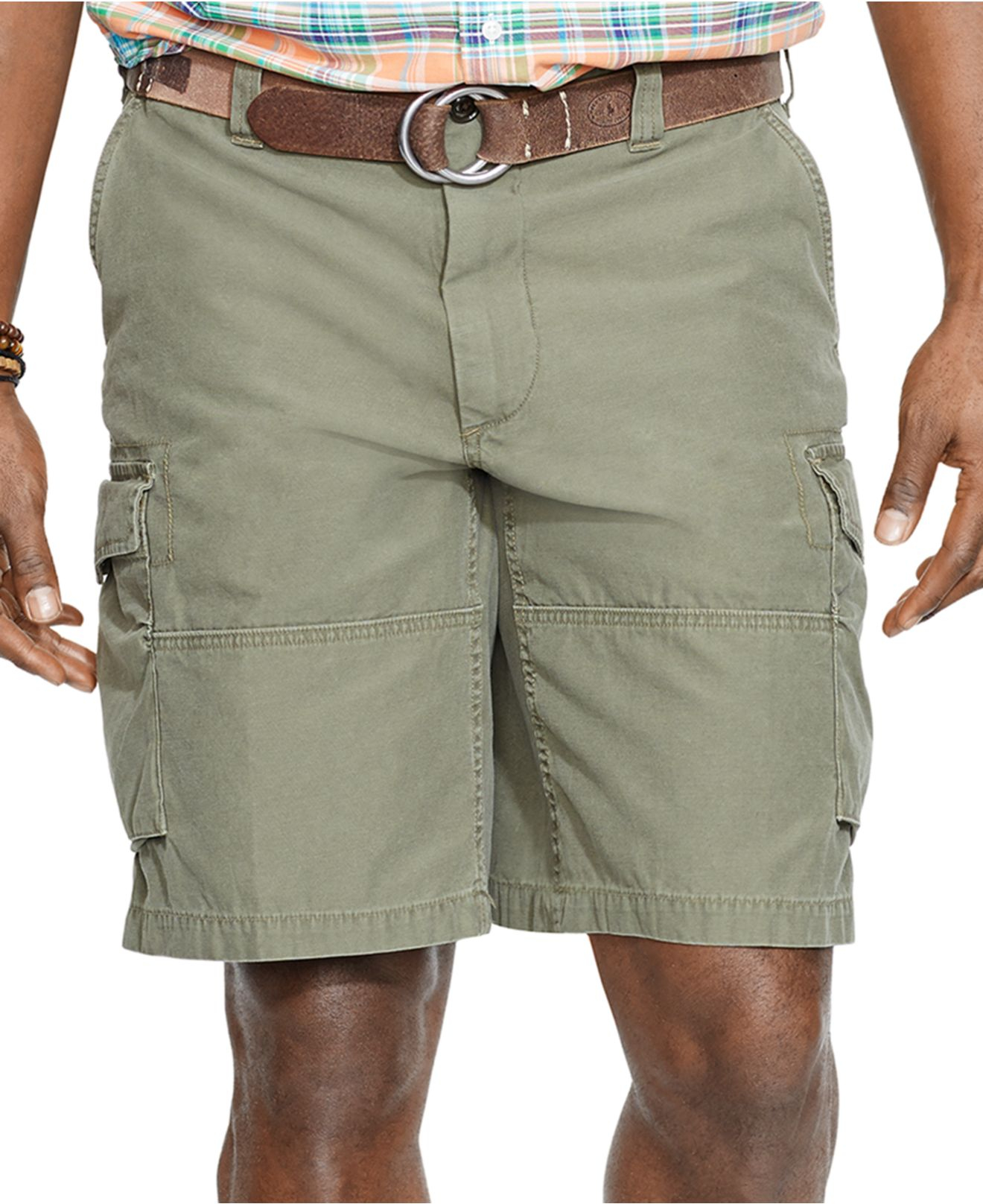 1c8c4a7de2 Polo Ralph Lauren Big And Tall Classic-fit Corporal Cargo Shorts in ...