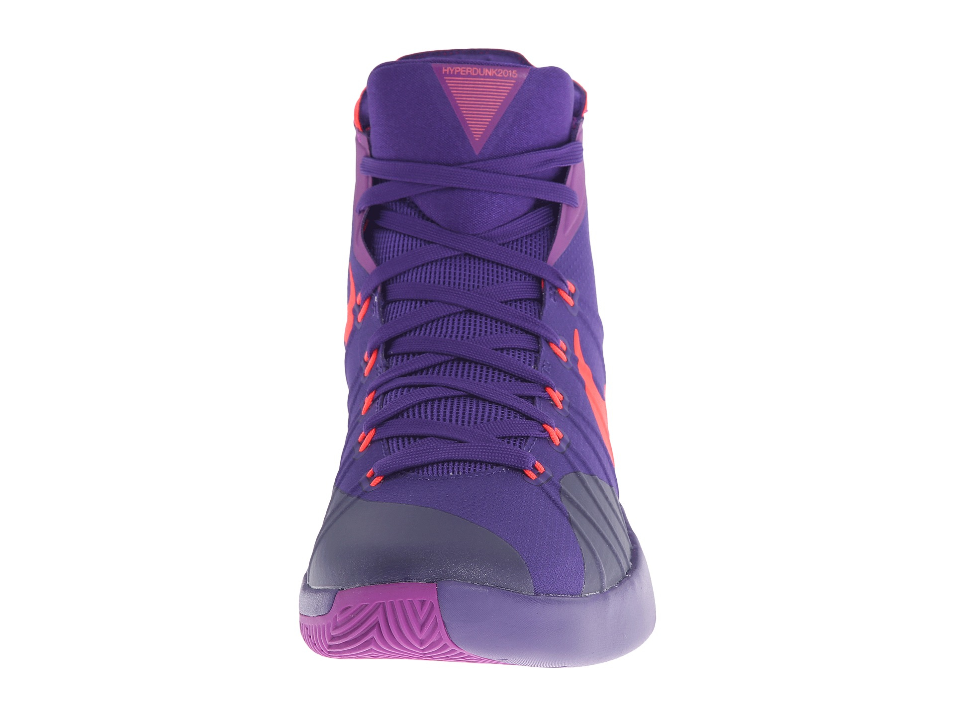 7942fab8ac6f Lyst - Nike Hyperdunk 2015 in Purple for Men