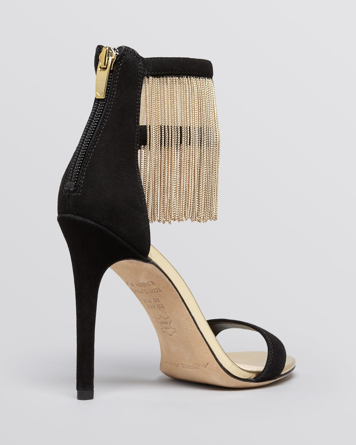 black and gold high heels for prom