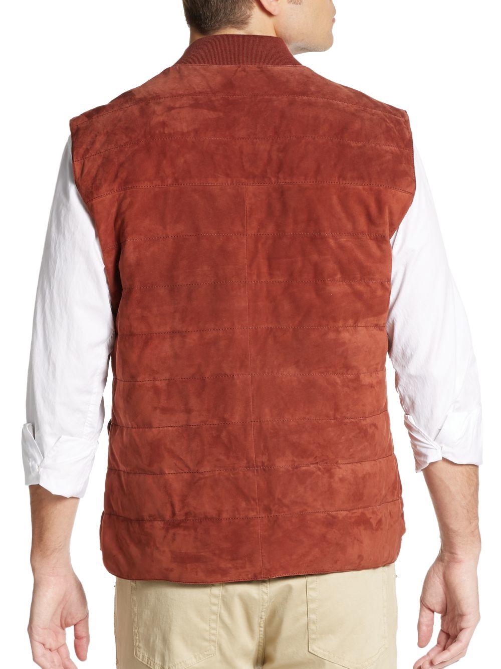 Nylon Reversible Vest 87