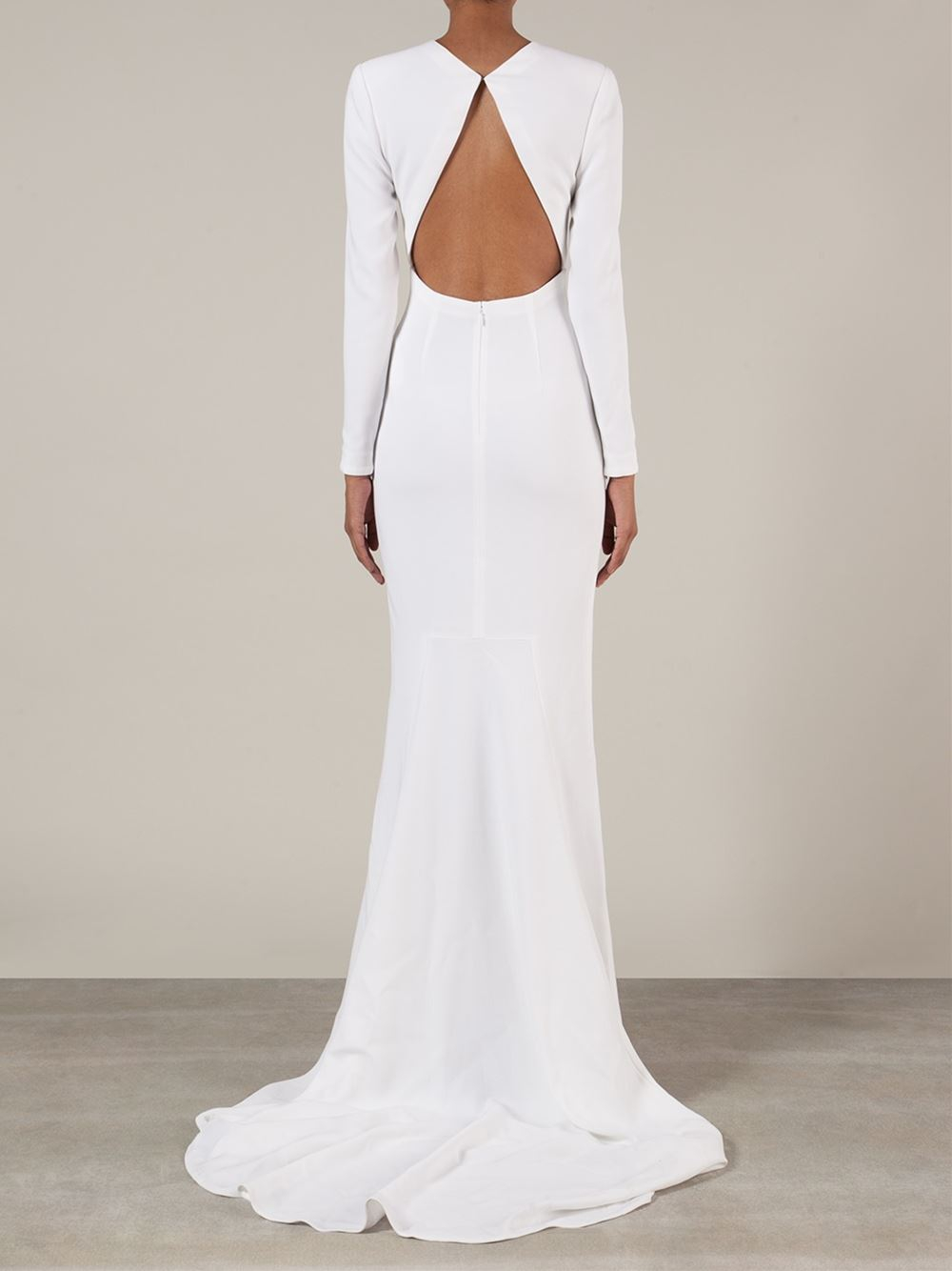 Lyst - Stella Mccartney Bridal Gown in White