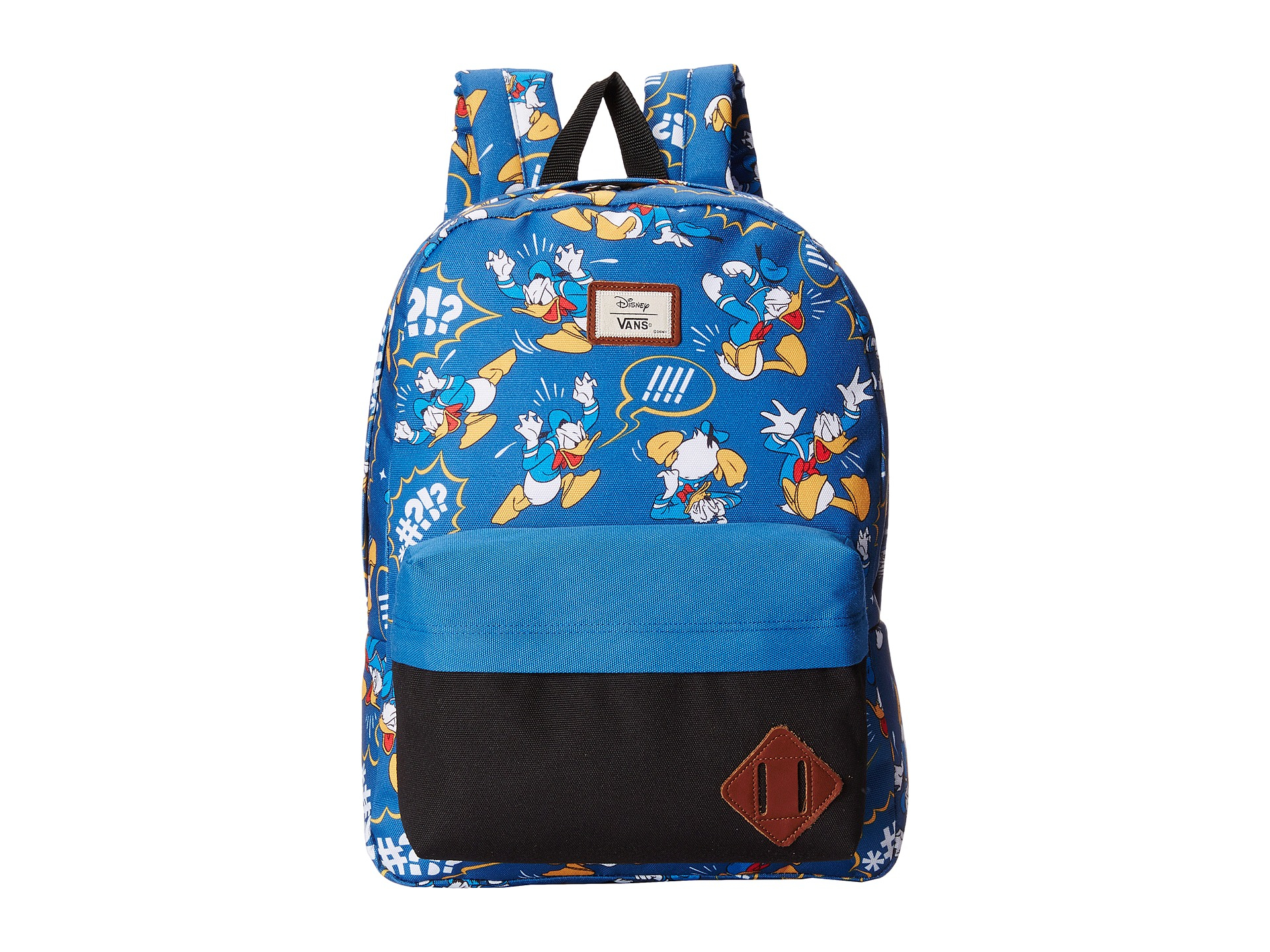 Lyst - Vans Disney® Old Skool Ii Backpack in Blue for Men b27a7a07f88a9