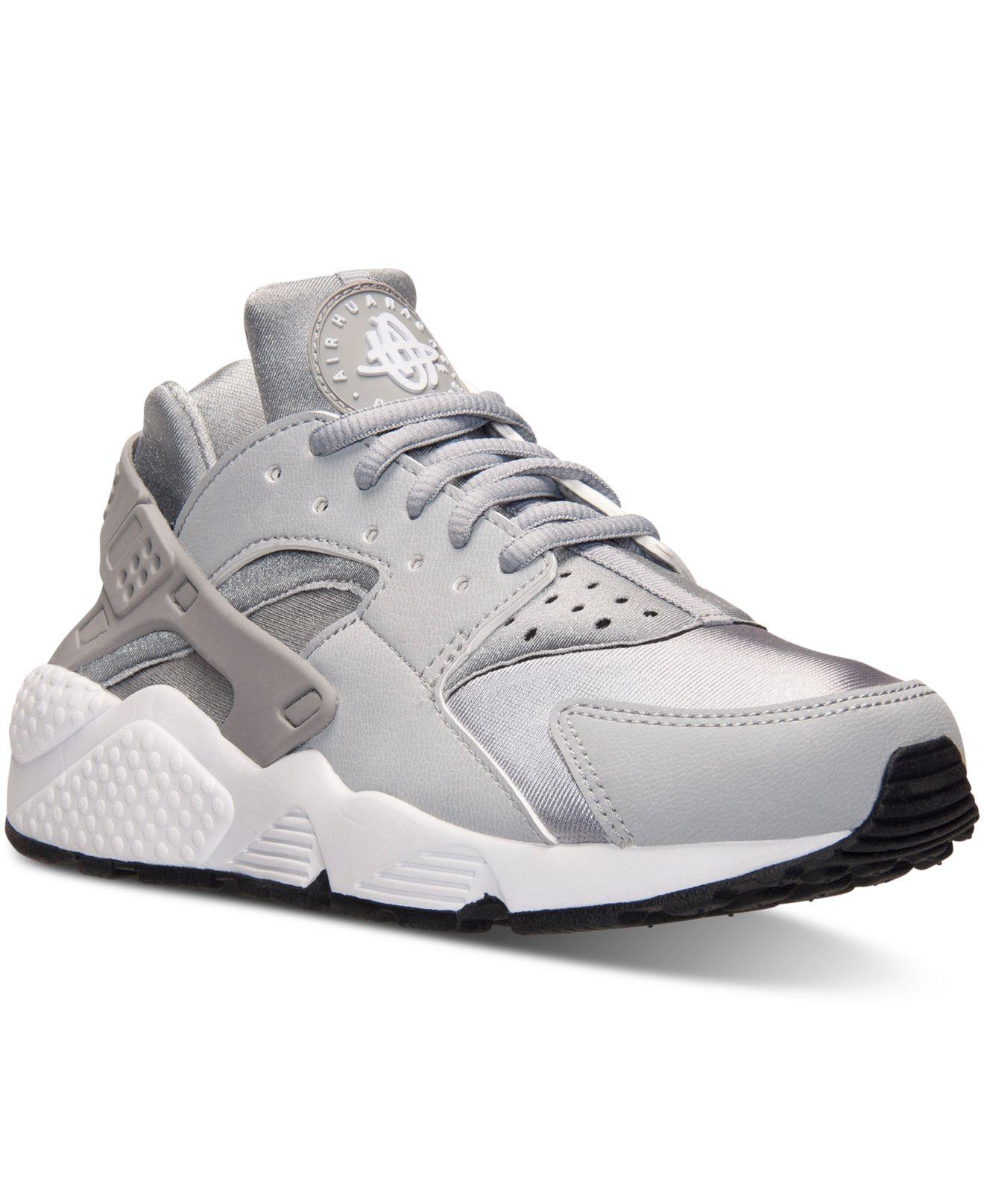 0a3b25e5efc5 Lyst - Nike Women S Air Huarache Run Running Sneakers From Finish ...