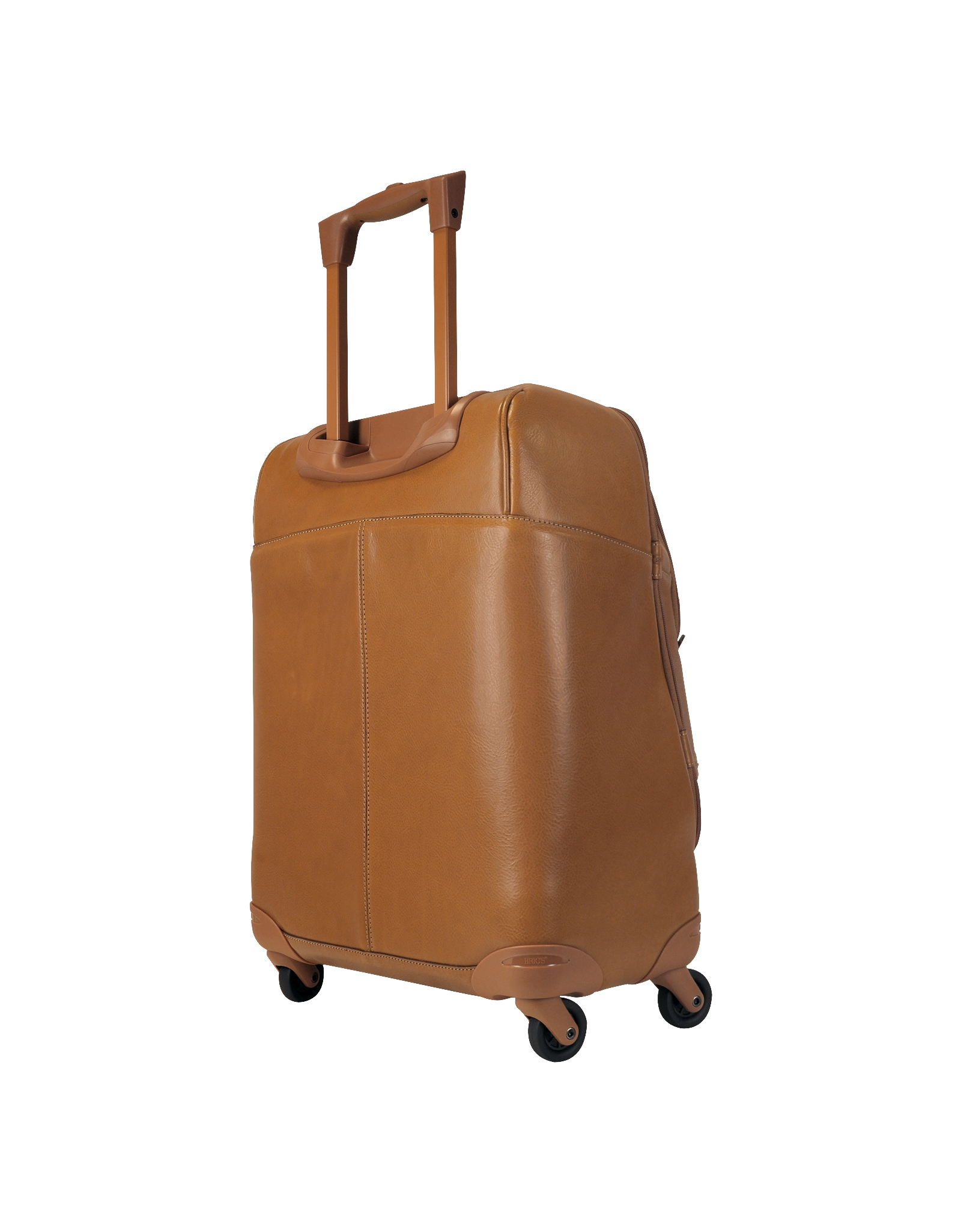 Bric\u0026#39;s Life Pelle - Leather Carry-on Trolley With Spinners in ...