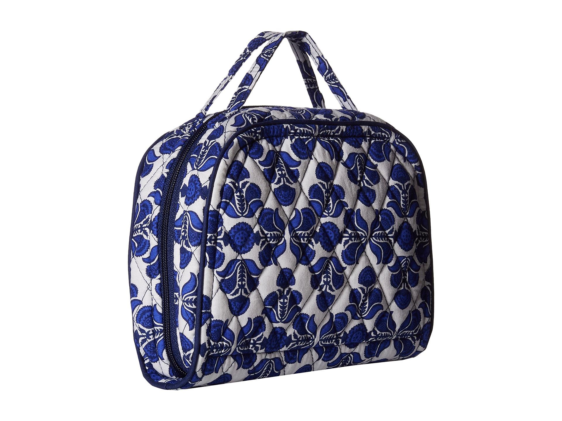 vera bradley travel jewelry organizer in blue lyst