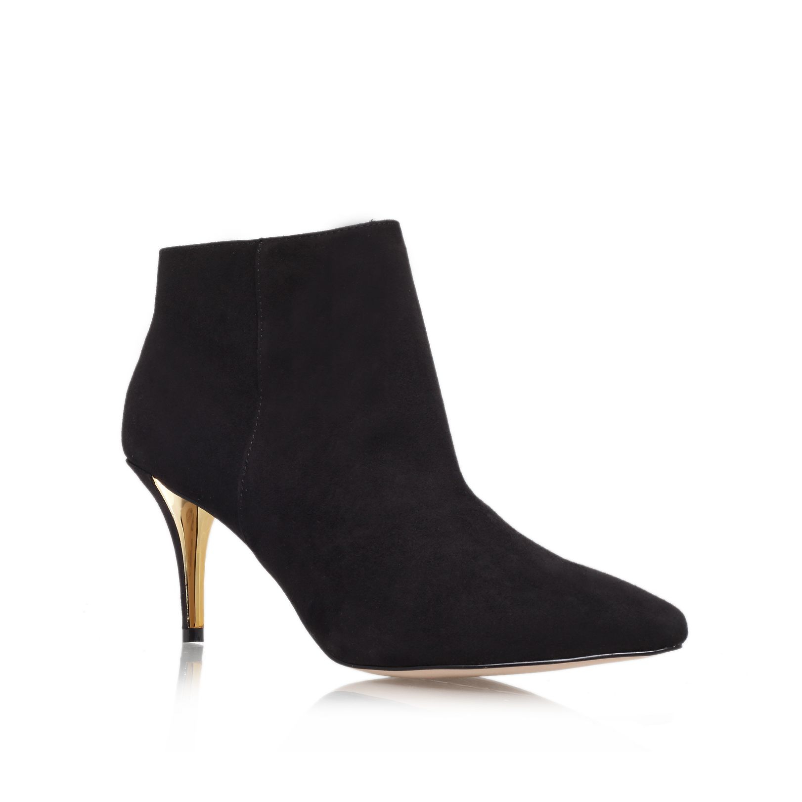 Carvela Kurt Geiger Apple Shoe Boot In Black | Lyst