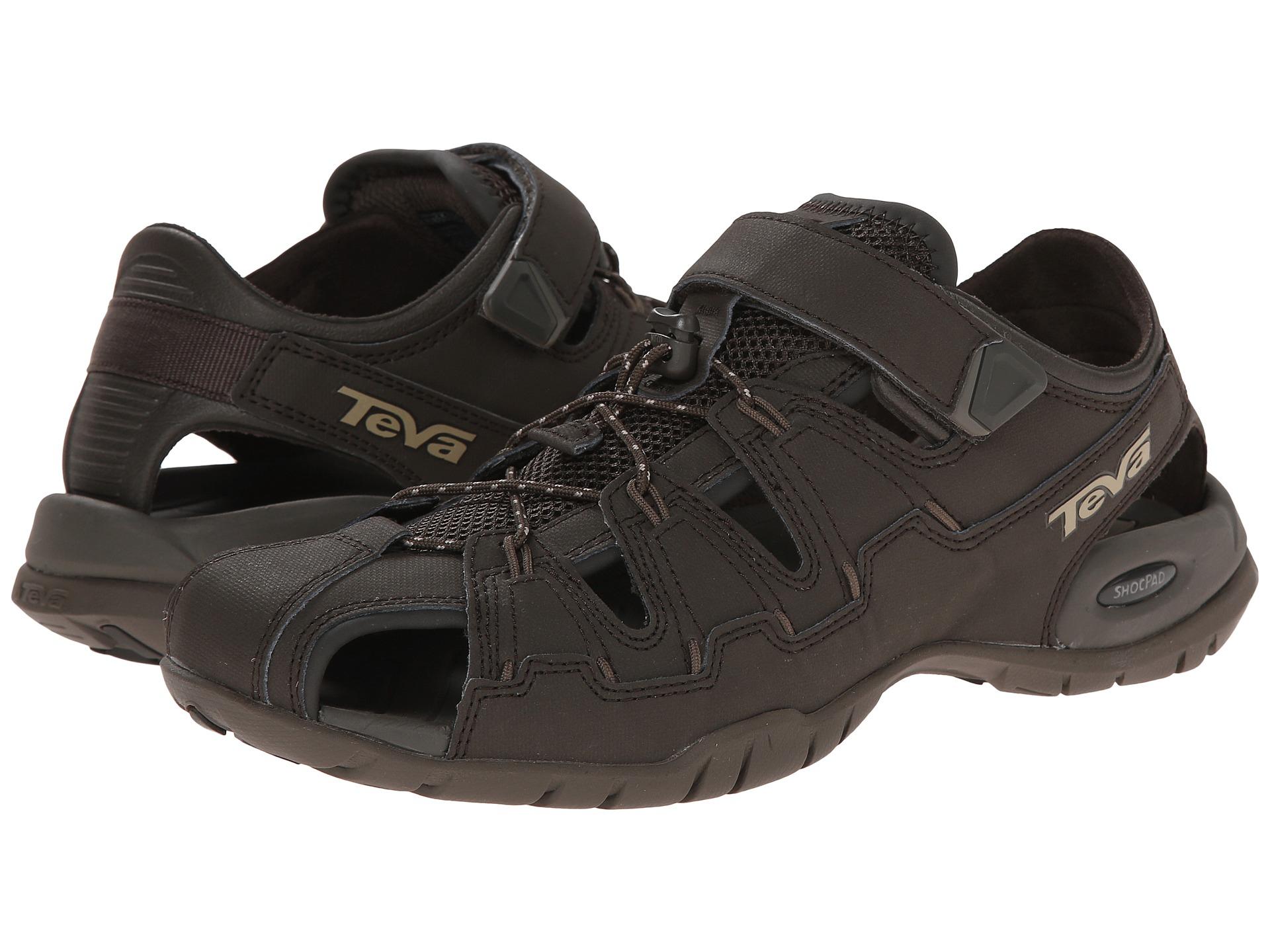 Teva Slip Resistant Shoes Mens