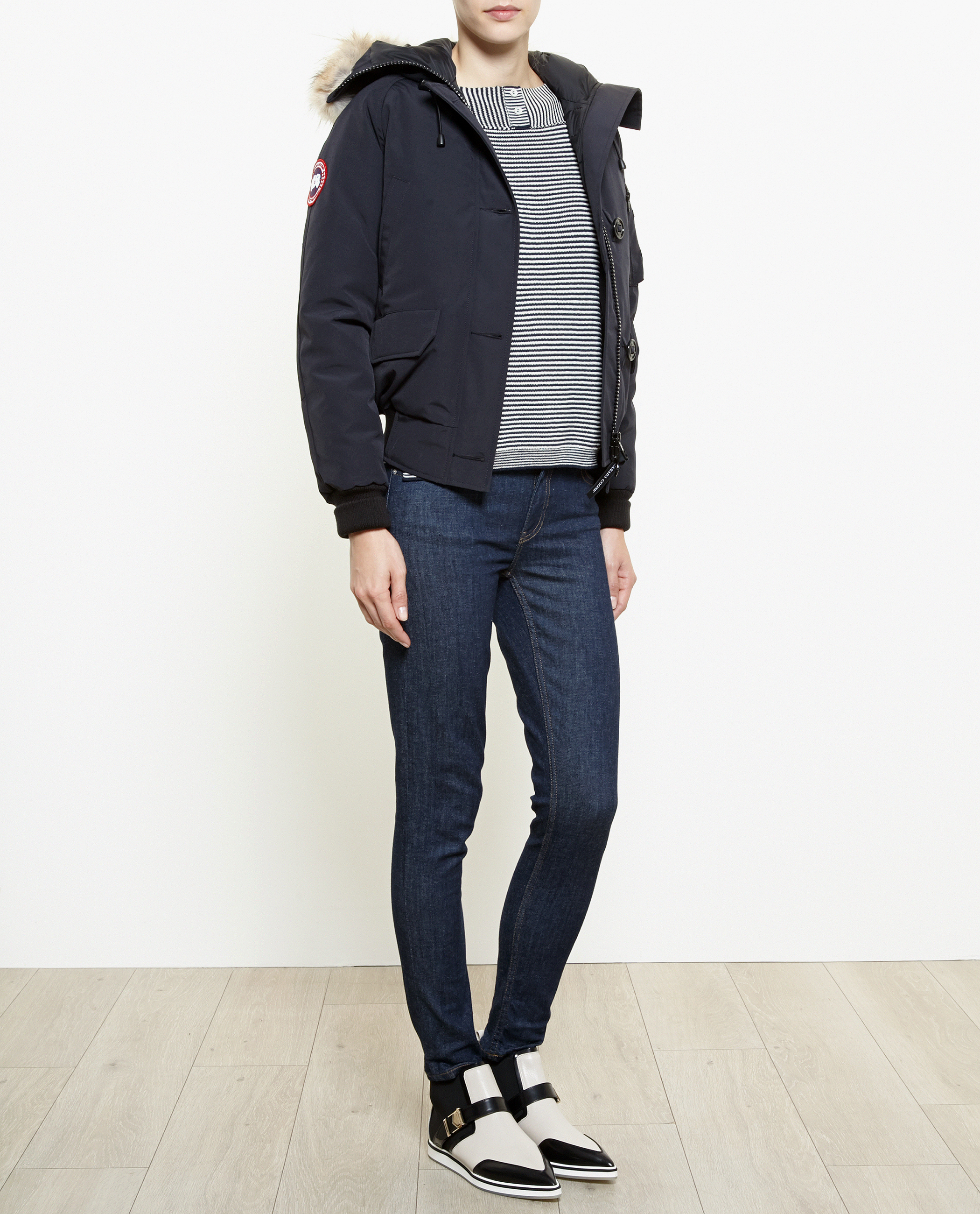 ... canada goose nomad storm jacket review