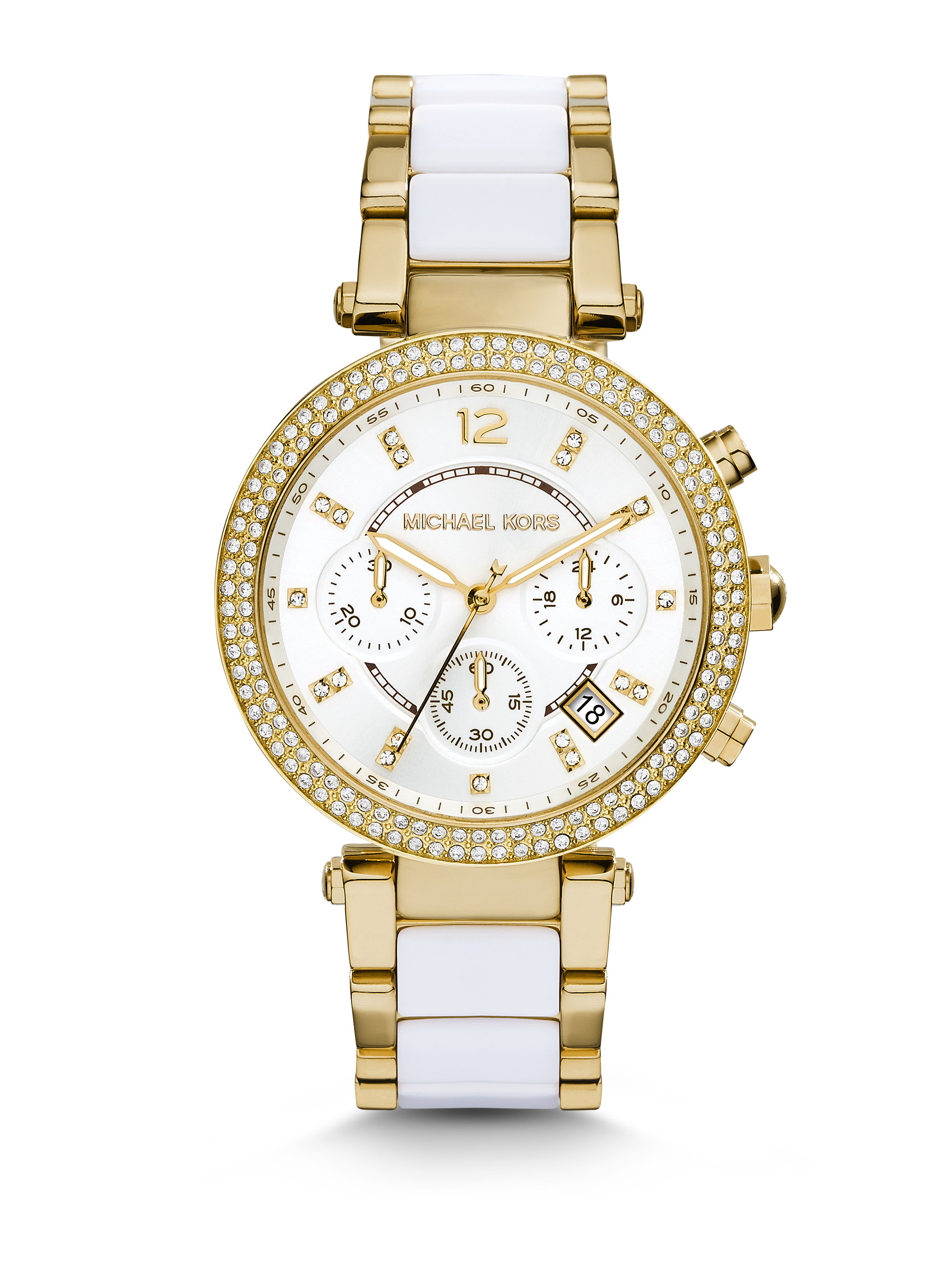 0e27971da7eb Gallery. Previously sold at  Saks Fifth Avenue · Women s Michael Kors Parker